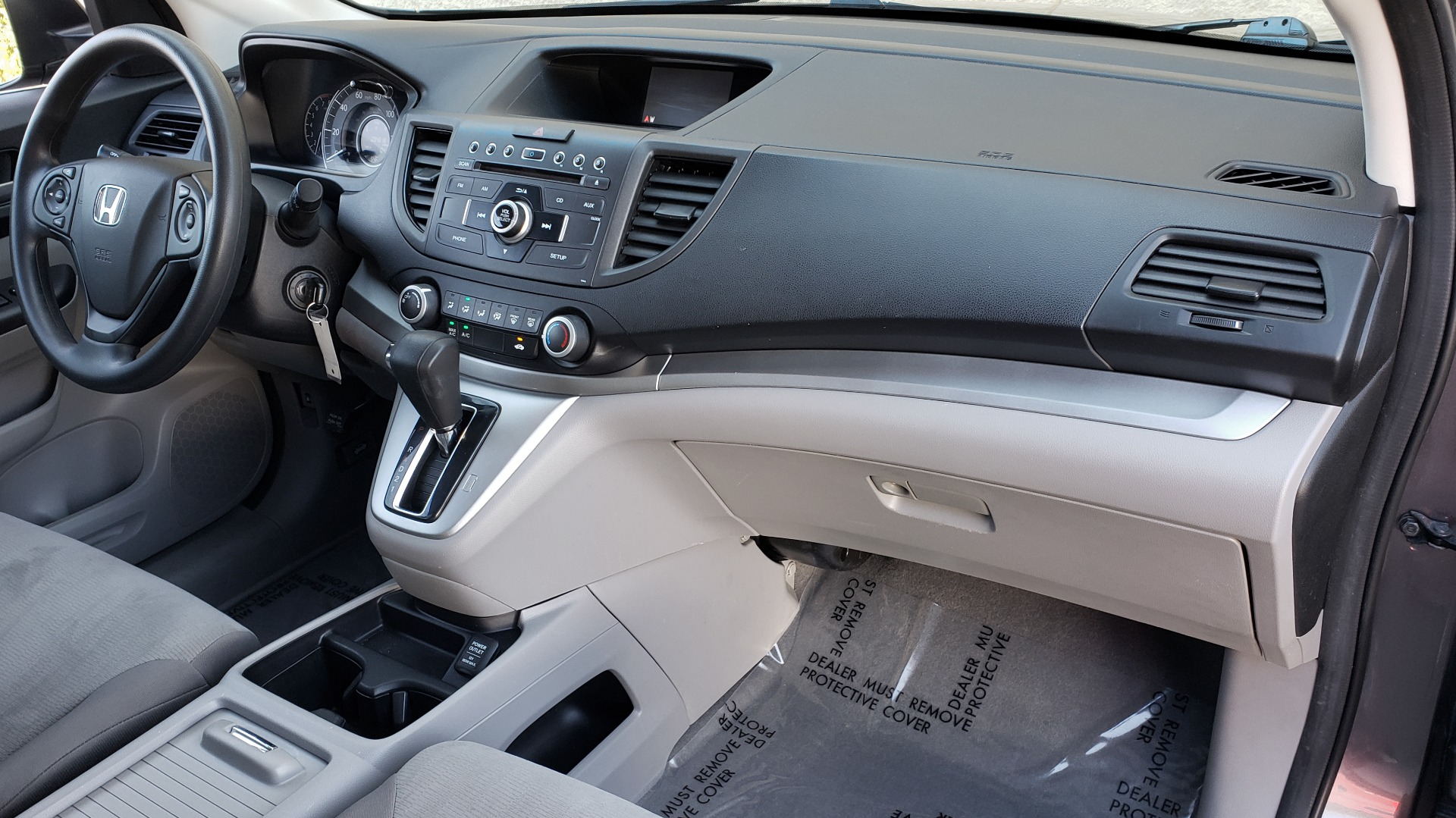 Used 2013 Honda CR-V LX 5-PASS SUV / PWR WNDWS / PWR LKS / VERY CLEAN! for sale Sold at Formula Imports in Charlotte NC 28227 61