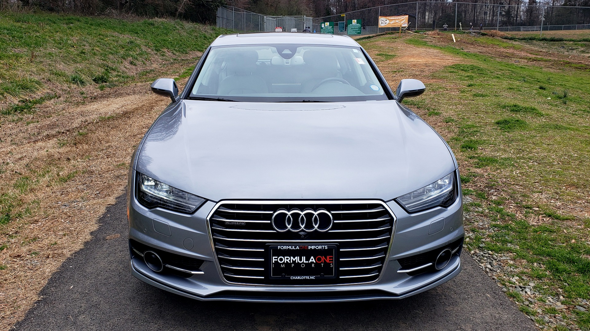 Used 2017 Audi A7 PREMIUM PLUS / NAV / ADAPT CUISE / DRVR ASST / BOSE / REARVIEW for sale Sold at Formula Imports in Charlotte NC 28227 10