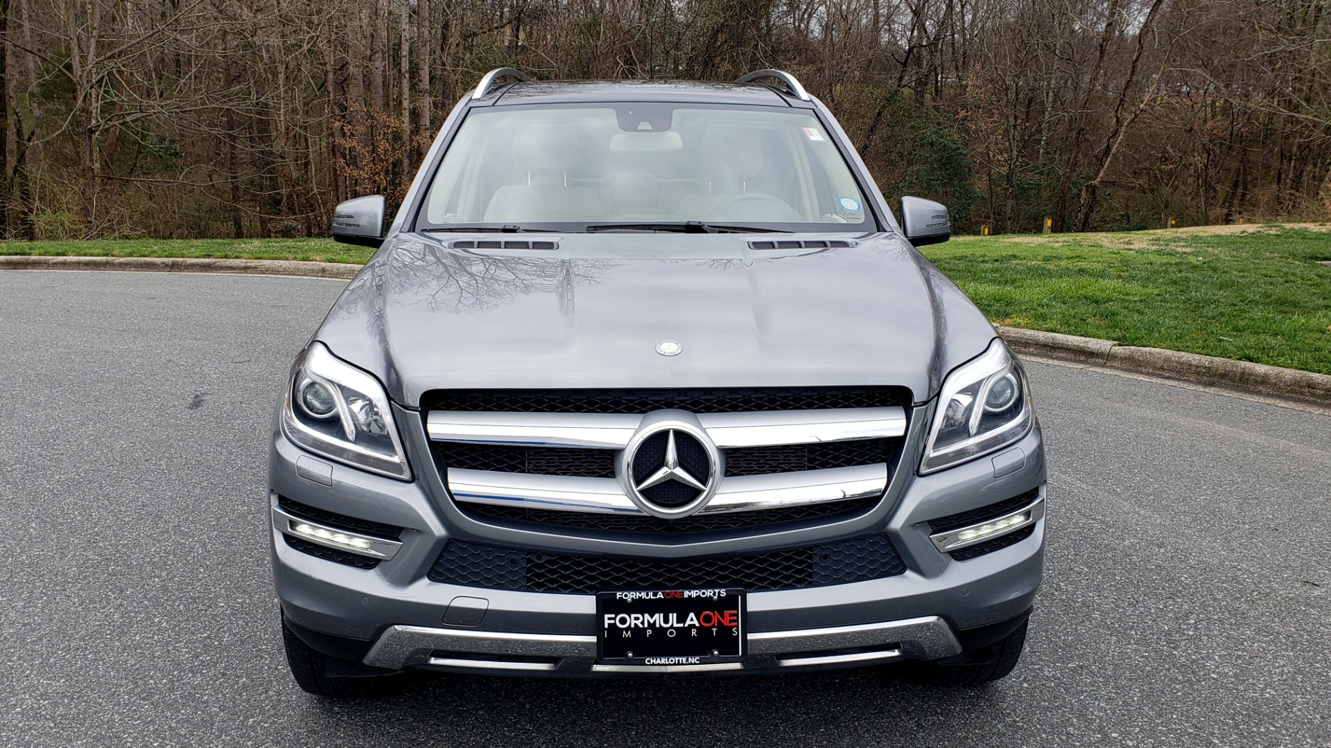 Used 2014 Mercedes-Benz GL-Class GL 450 4MATIC PREMIUM / NAV / PANO-ROOF / HK SND / 3-ROW for sale Sold at Formula Imports in Charlotte NC 28227 31