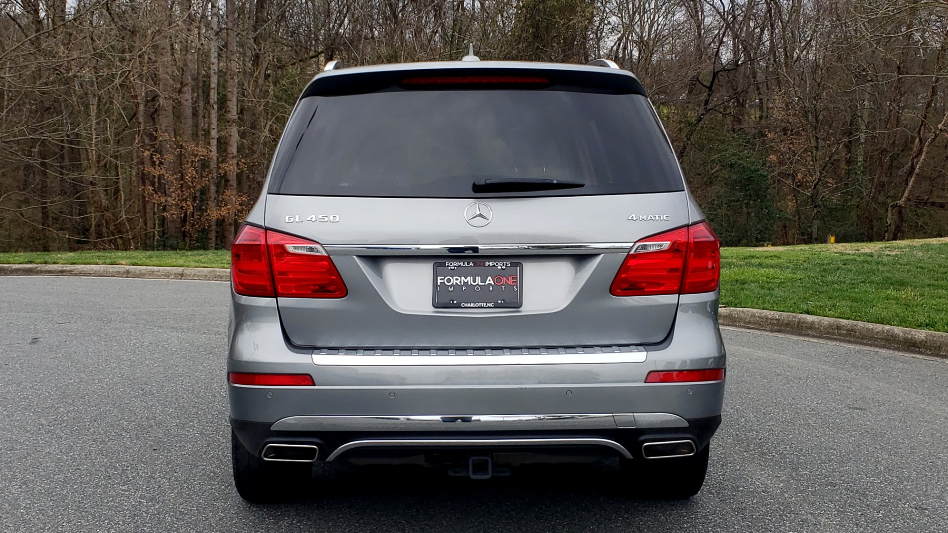 Used 2014 Mercedes-Benz GL-Class GL 450 4MATIC PREMIUM / NAV / PANO-ROOF / HK SND / 3-ROW for sale Sold at Formula Imports in Charlotte NC 28227 38