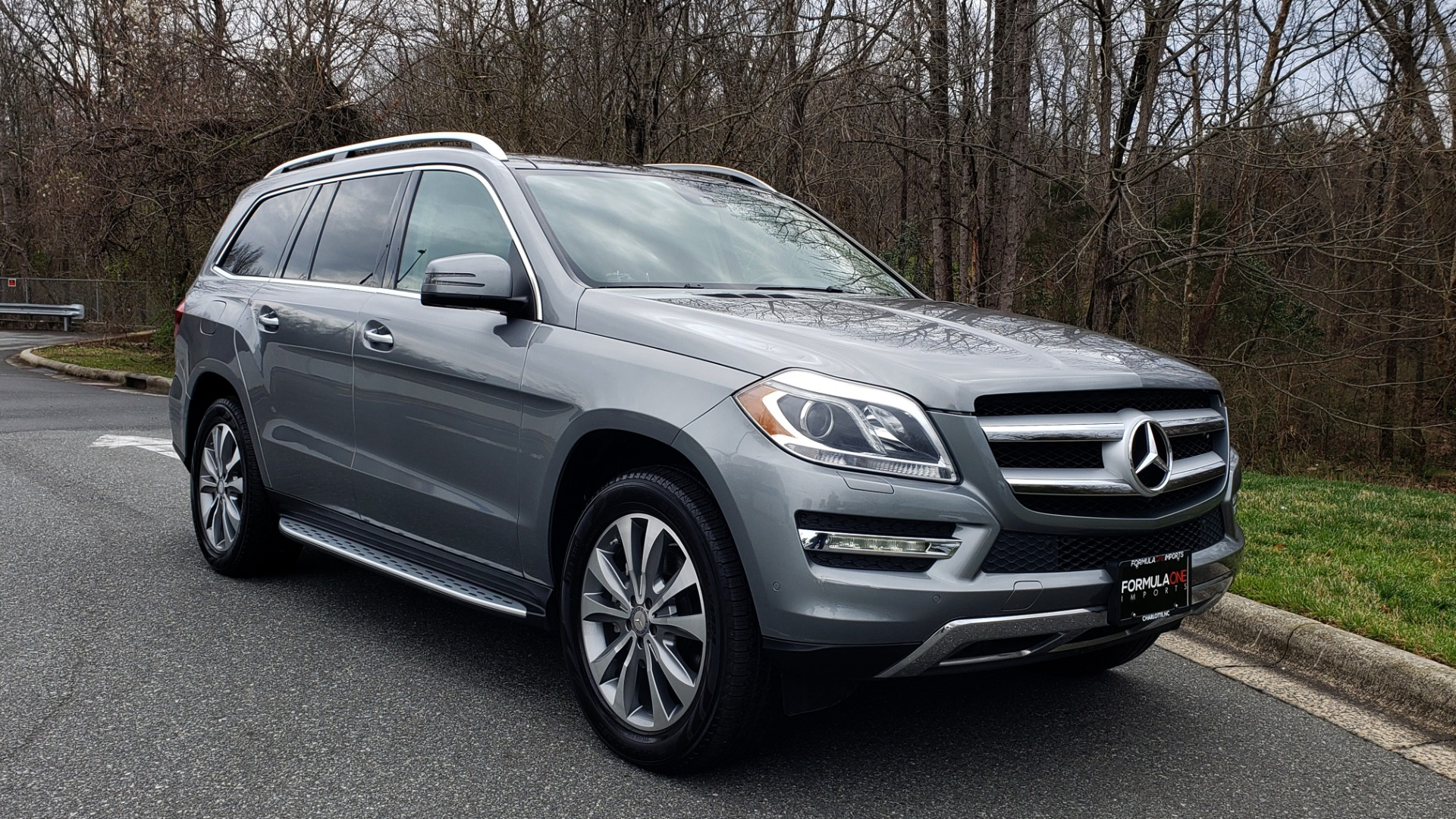 Used 2014 Mercedes-Benz GL-Class GL 450 4MATIC PREMIUM / NAV / PANO-ROOF / HK SND / 3-ROW for sale Sold at Formula Imports in Charlotte NC 28227 4