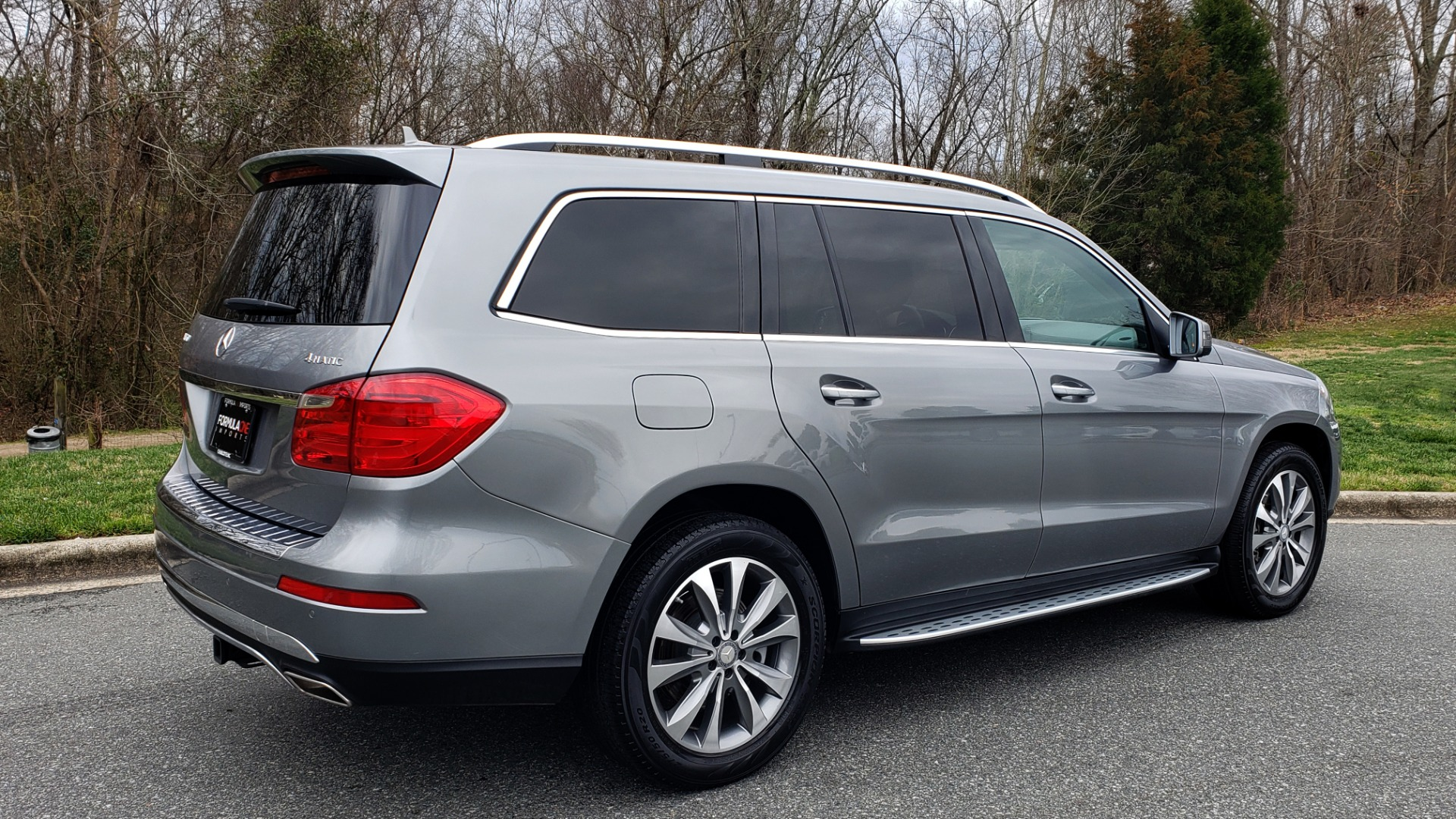 Used 2014 Mercedes-Benz GL-Class GL 450 4MATIC PREMIUM / NAV / PANO-ROOF / HK SND / 3-ROW for sale Sold at Formula Imports in Charlotte NC 28227 6