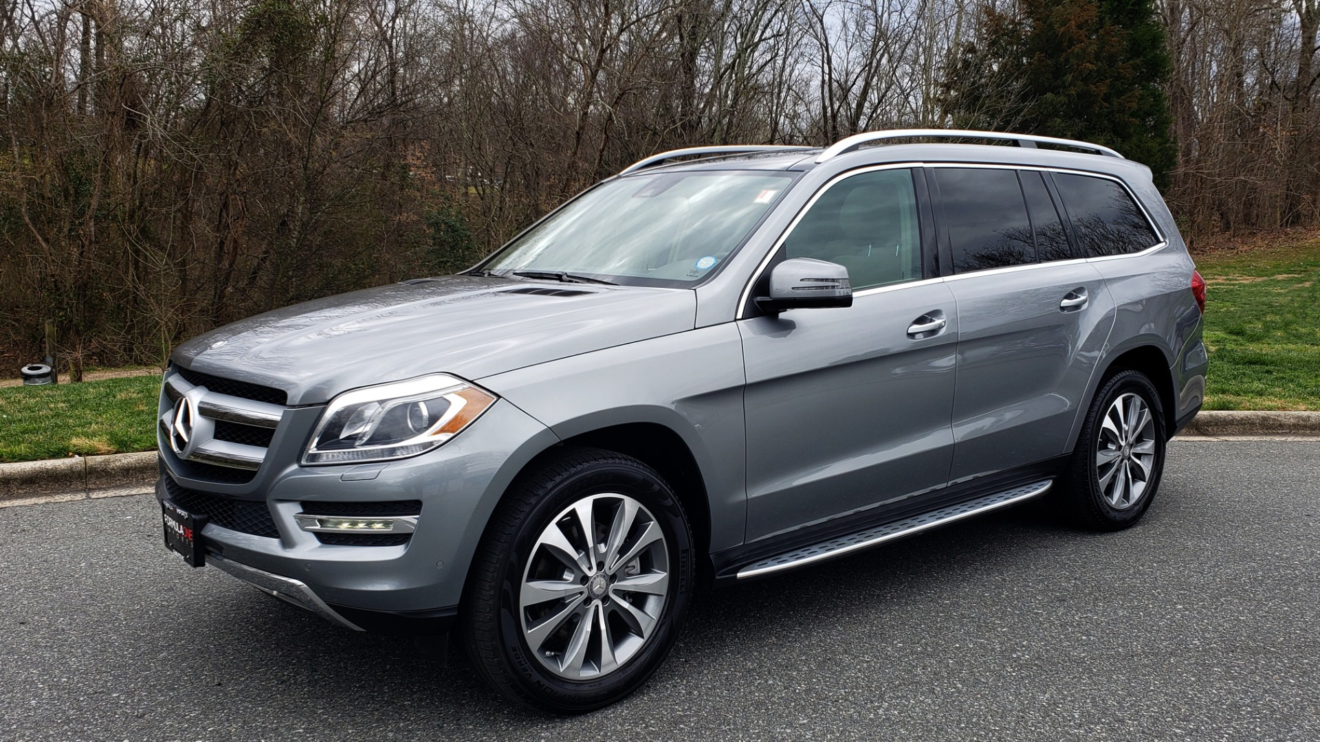 Used 2014 Mercedes-Benz GL-Class GL 450 4MATIC PREMIUM / NAV / PANO-ROOF / HK SND / 3-ROW for sale Sold at Formula Imports in Charlotte NC 28227 1