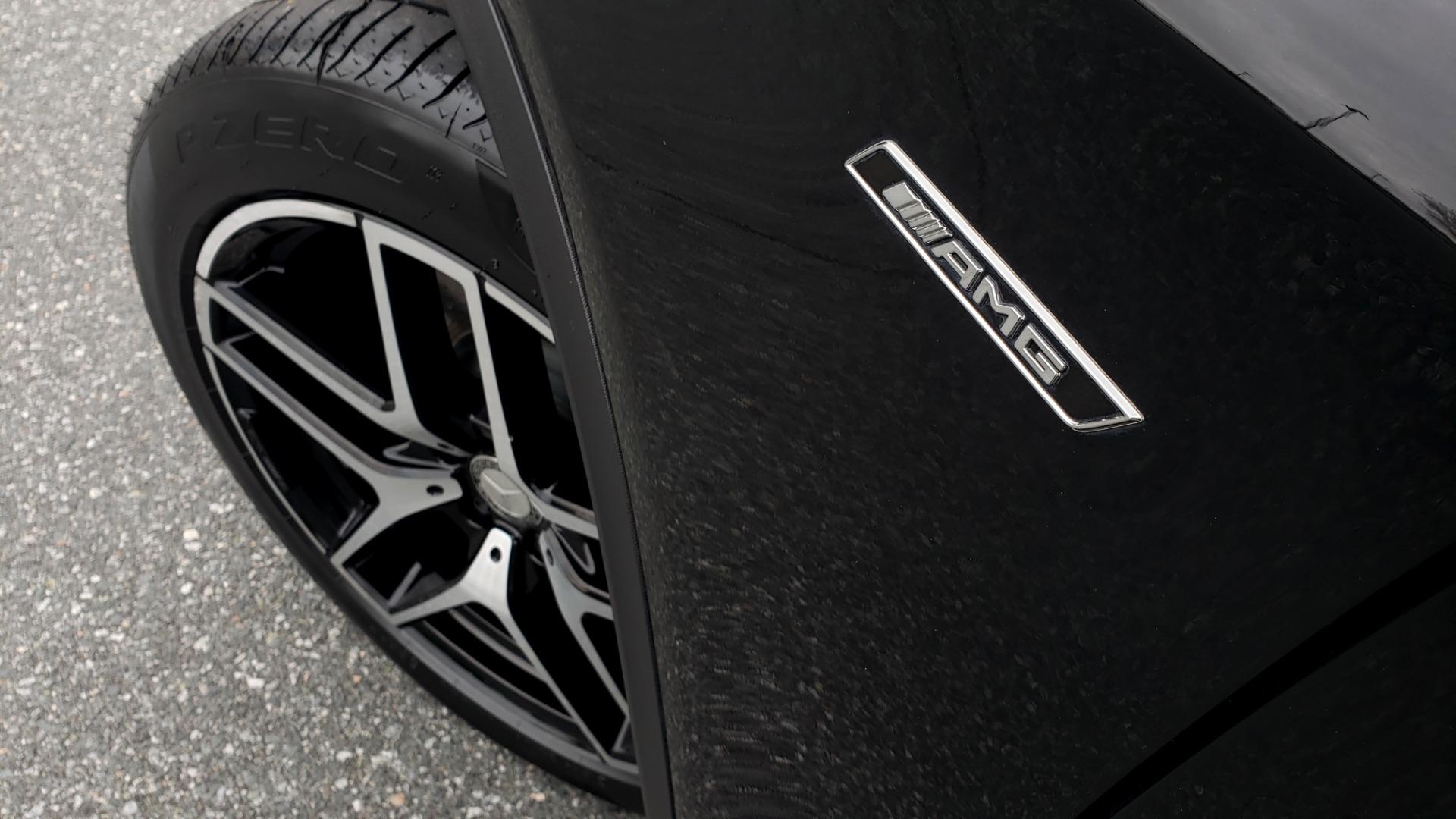Used 2016 Mercedes-Benz GLE 450 AMG / AWD / PREM PKG / PARK ASST / DRVR ASST / SUNROOF for sale Sold at Formula Imports in Charlotte NC 28227 10
