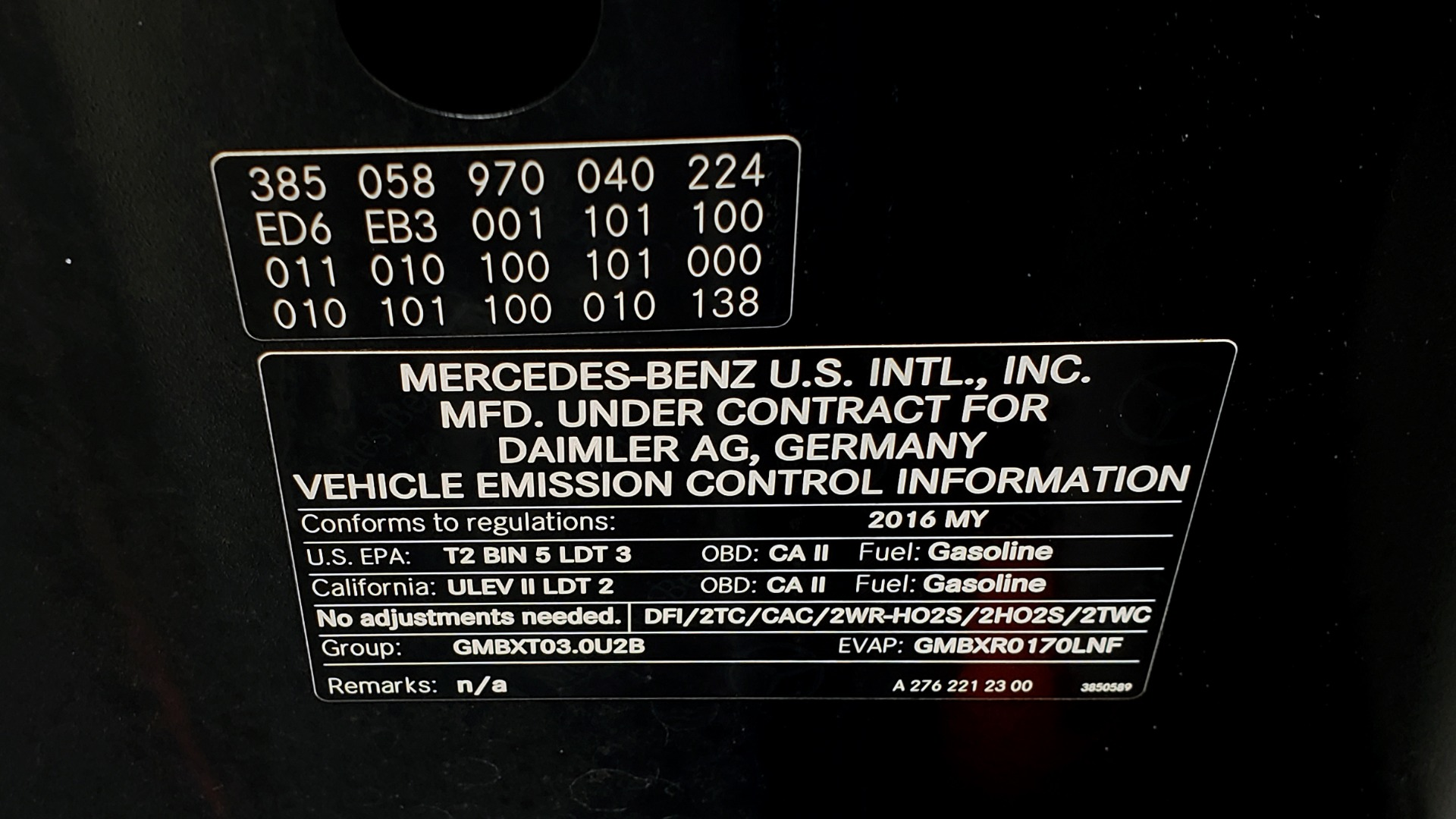 Used 2016 Mercedes-Benz GLE 450 AMG / AWD / PREM PKG / PARK ASST / DRVR ASST / SUNROOF for sale Sold at Formula Imports in Charlotte NC 28227 14