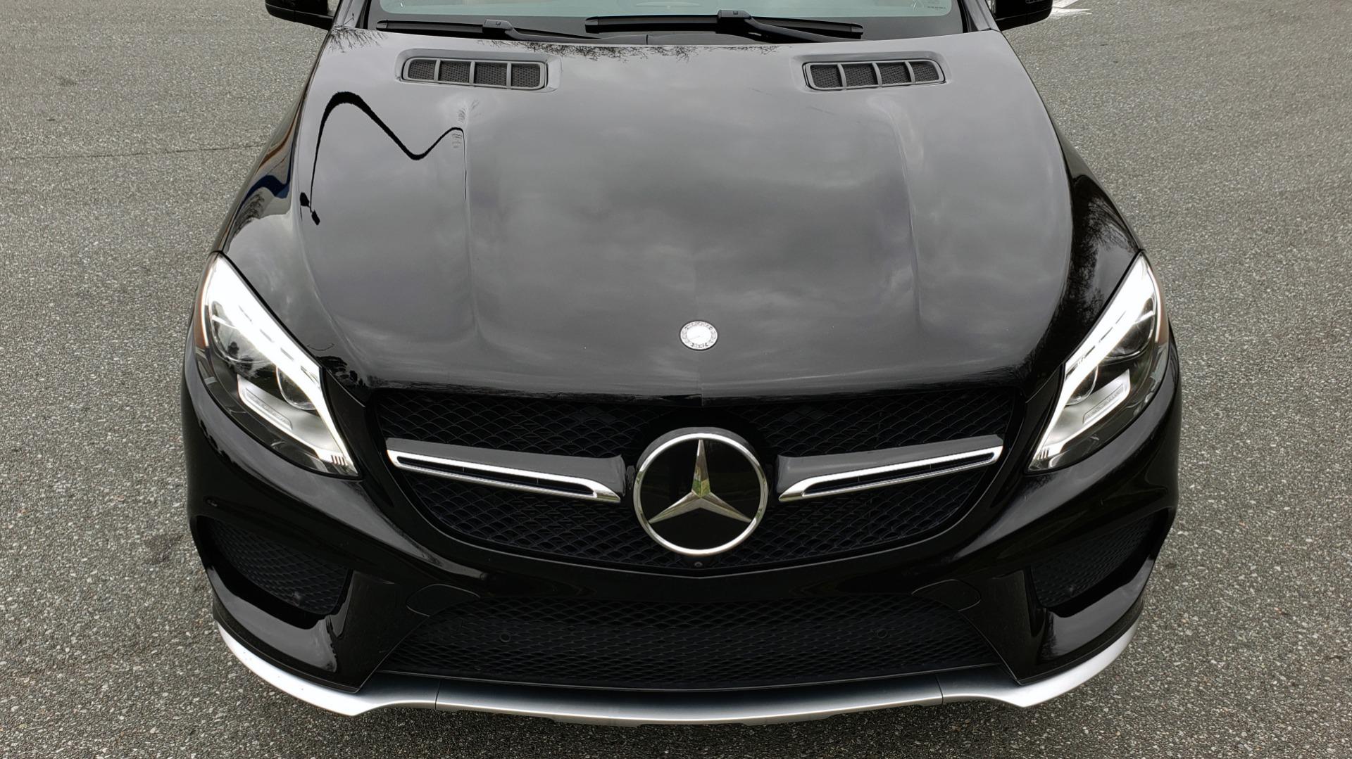 Used 2016 Mercedes-Benz GLE 450 AMG / AWD / PREM PKG / PARK ASST / DRVR ASST / SUNROOF for sale Sold at Formula Imports in Charlotte NC 28227 15