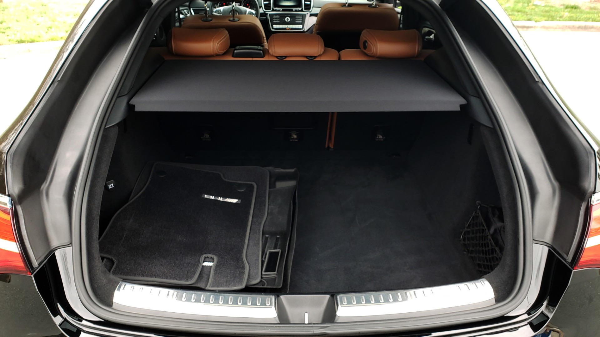 Used 2016 Mercedes-Benz GLE 450 AMG / AWD / PREM PKG / PARK ASST / DRVR ASST / SUNROOF for sale Sold at Formula Imports in Charlotte NC 28227 16