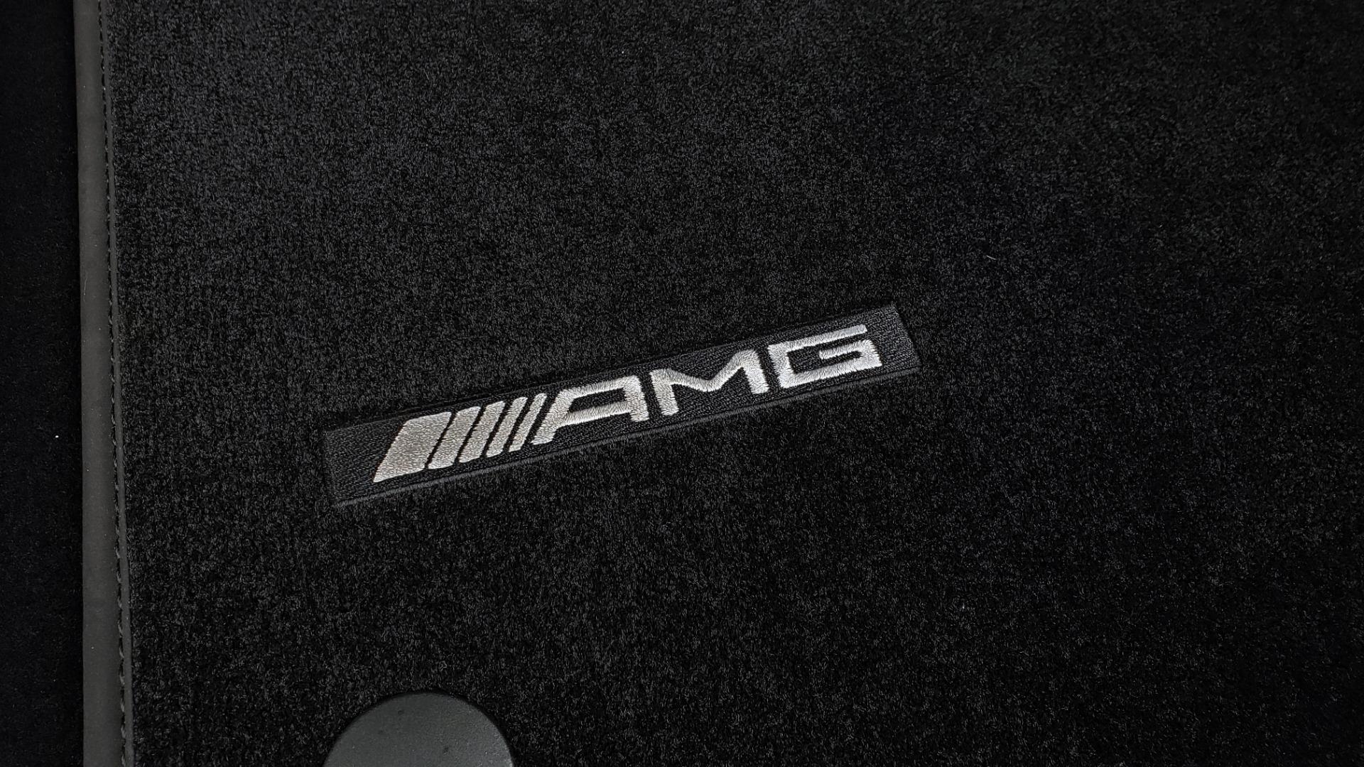 Used 2016 Mercedes-Benz GLE 450 AMG / AWD / PREM PKG / PARK ASST / DRVR ASST / SUNROOF for sale Sold at Formula Imports in Charlotte NC 28227 17