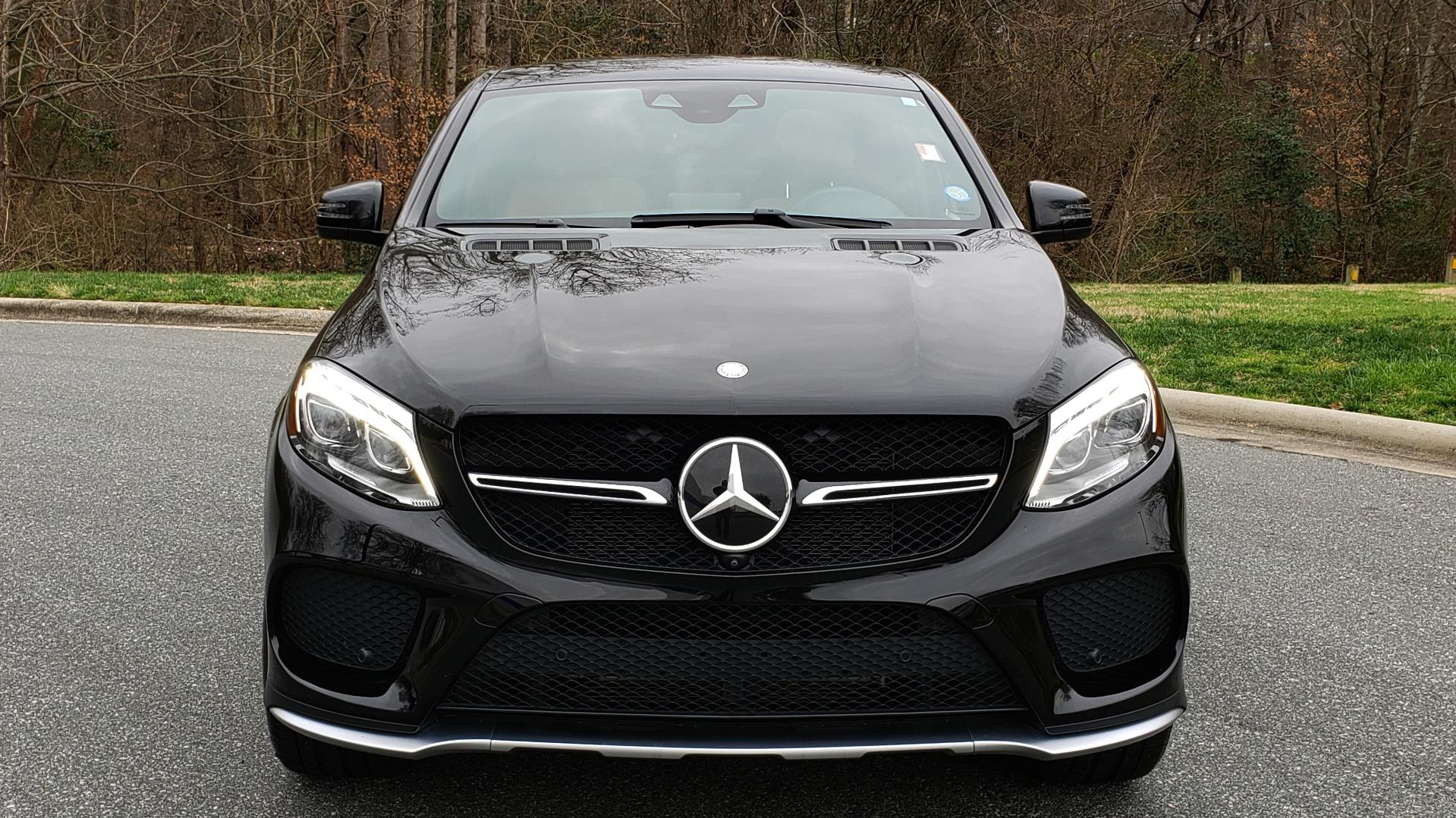 Used 2016 Mercedes-Benz GLE 450 AMG / AWD / PREM PKG / PARK ASST / DRVR ASST / SUNROOF for sale Sold at Formula Imports in Charlotte NC 28227 24