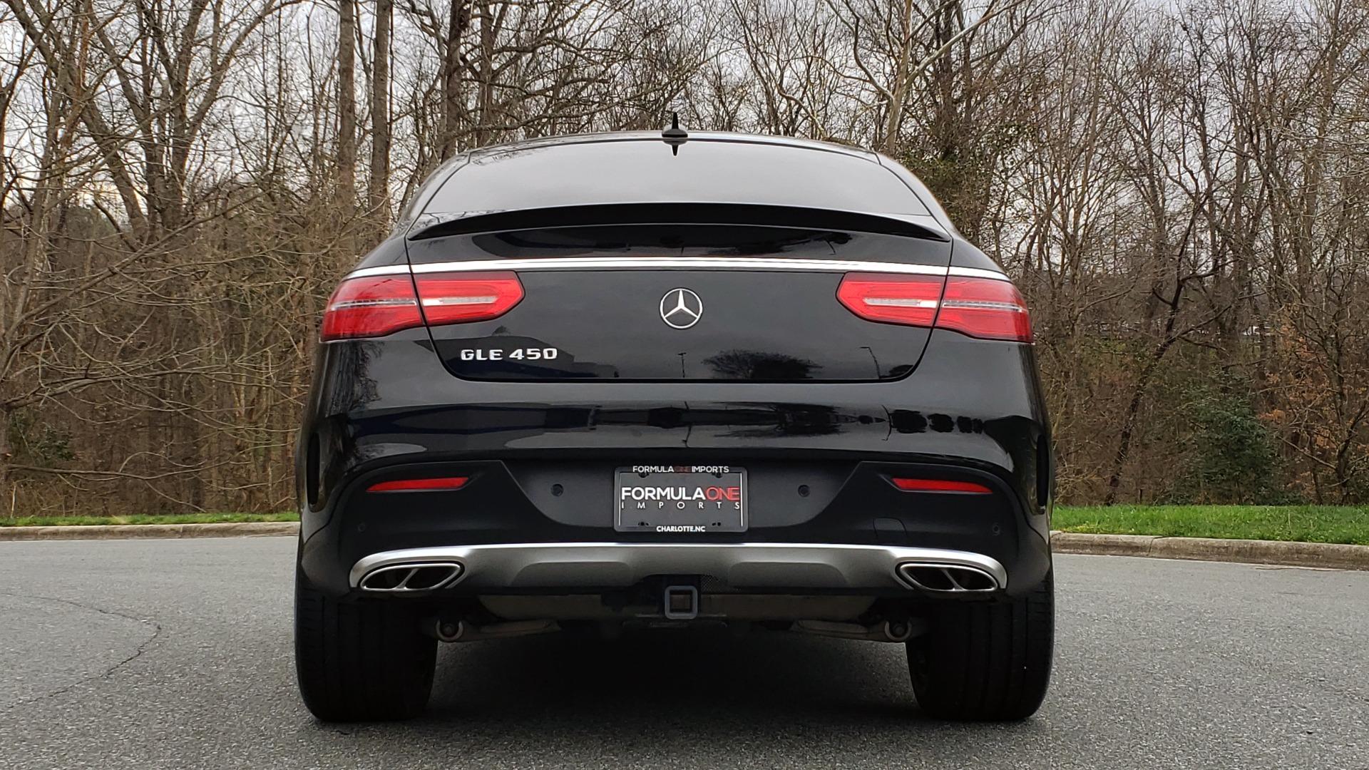 Used 2016 Mercedes-Benz GLE 450 AMG / AWD / PREM PKG / PARK ASST / DRVR ASST / SUNROOF for sale Sold at Formula Imports in Charlotte NC 28227 31