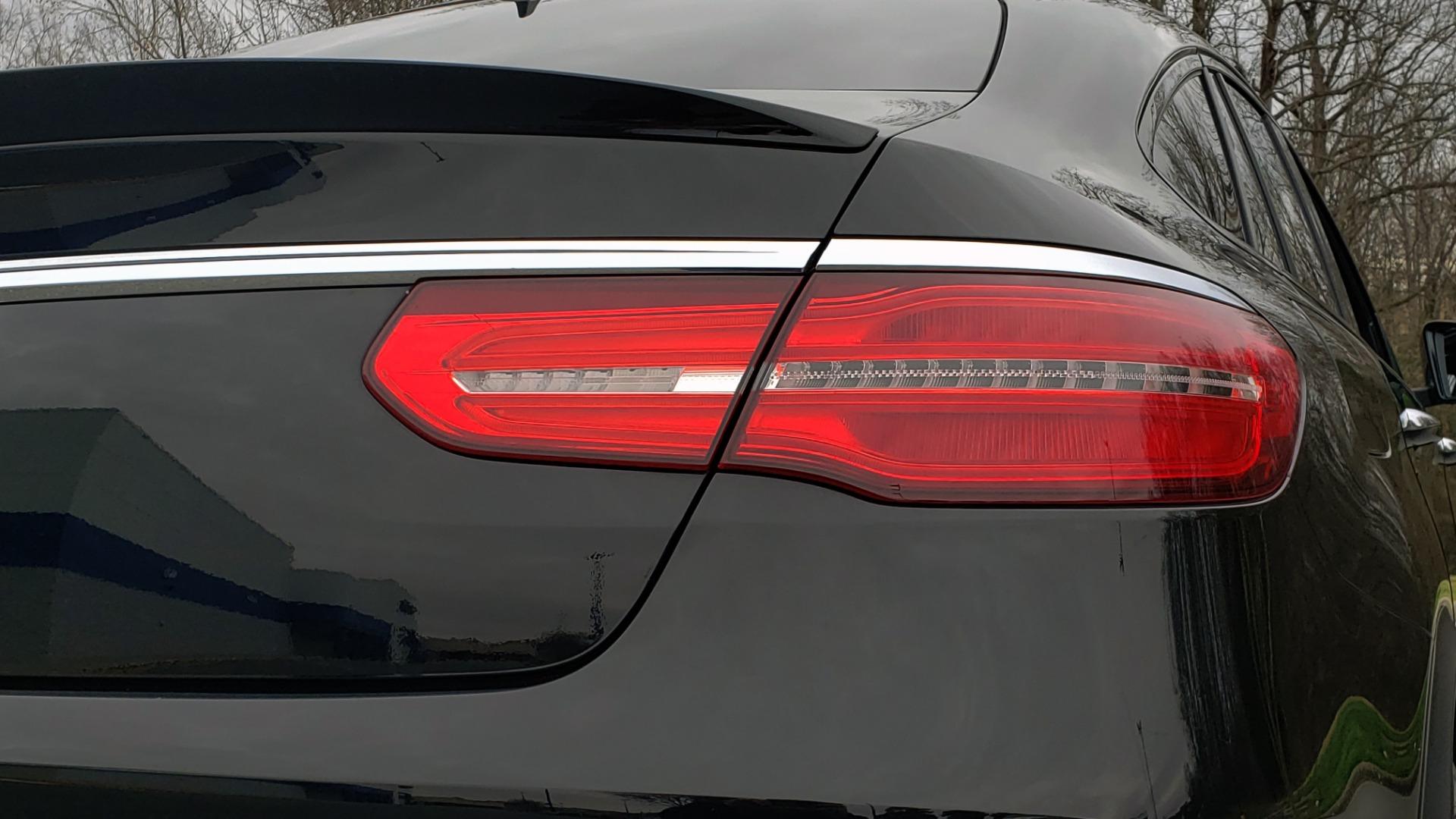 Used 2016 Mercedes-Benz GLE 450 AMG / AWD / PREM PKG / PARK ASST / DRVR ASST / SUNROOF for sale Sold at Formula Imports in Charlotte NC 28227 33