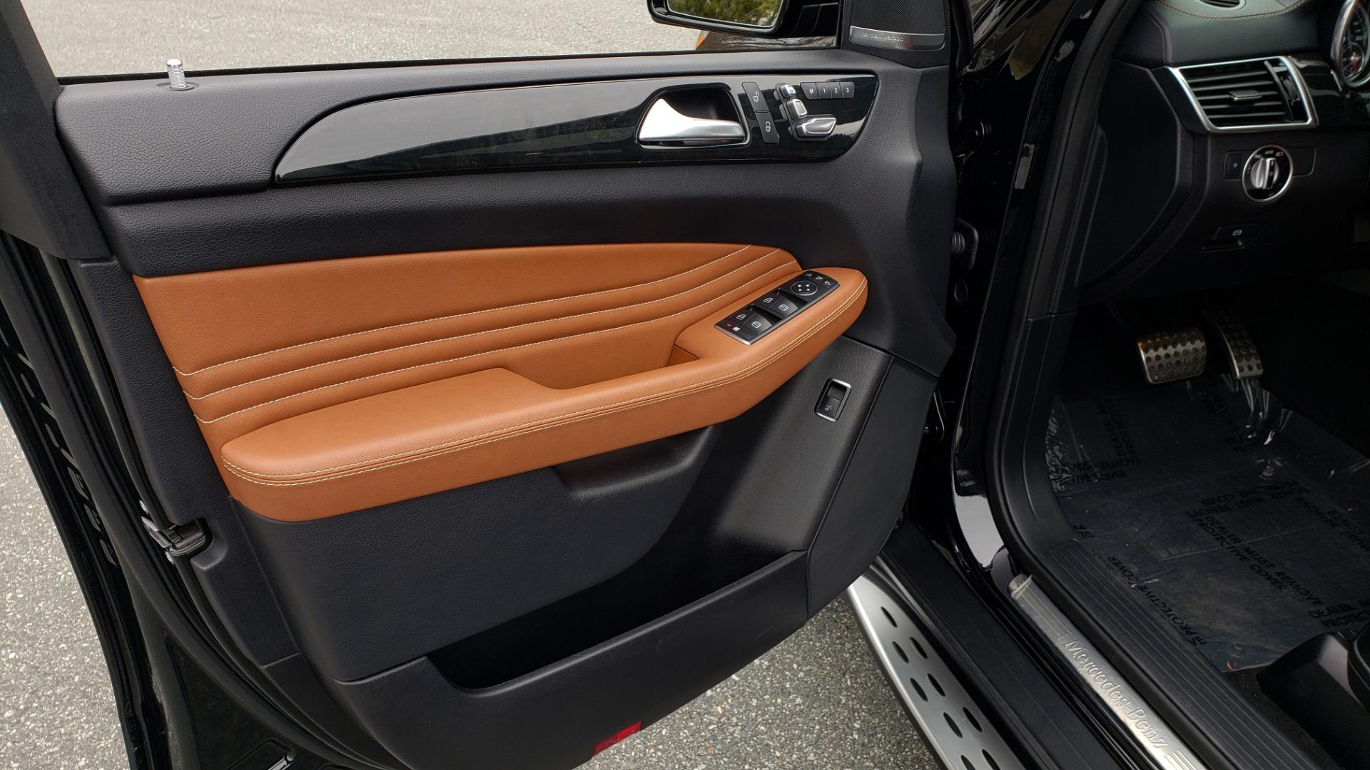 Used 2016 Mercedes-Benz GLE 450 AMG / AWD / PREM PKG / PARK ASST / DRVR ASST / SUNROOF for sale Sold at Formula Imports in Charlotte NC 28227 35