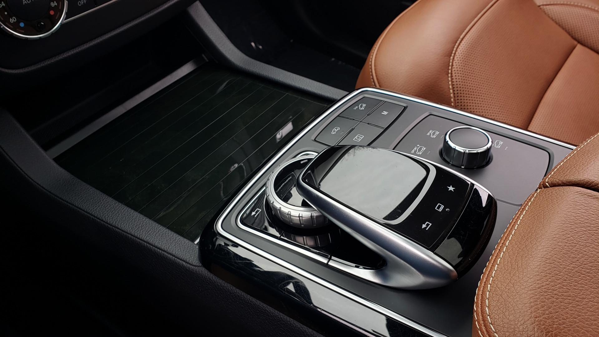 Used 2016 Mercedes-Benz GLE 450 AMG / AWD / PREM PKG / PARK ASST / DRVR ASST / SUNROOF for sale Sold at Formula Imports in Charlotte NC 28227 53