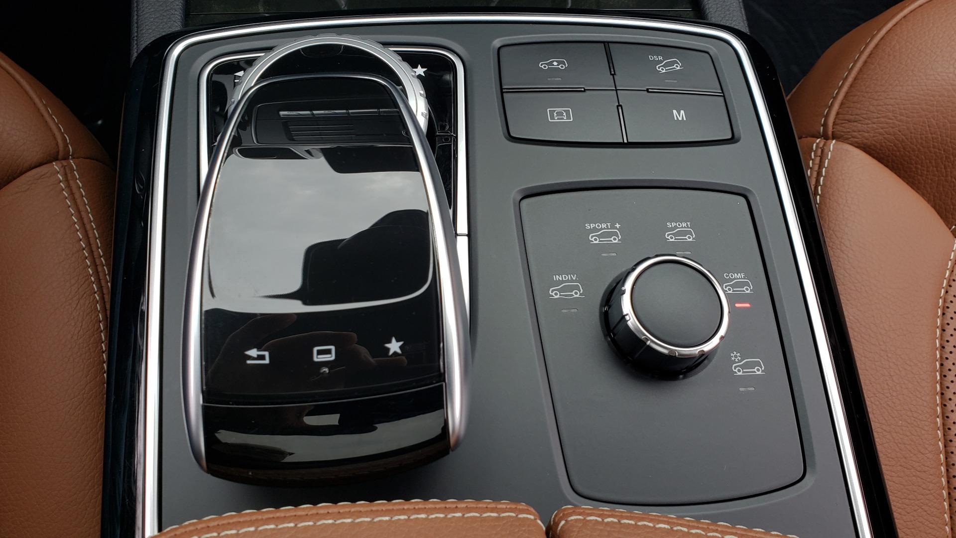 Used 2016 Mercedes-Benz GLE 450 AMG / AWD / PREM PKG / PARK ASST / DRVR ASST / SUNROOF for sale Sold at Formula Imports in Charlotte NC 28227 55