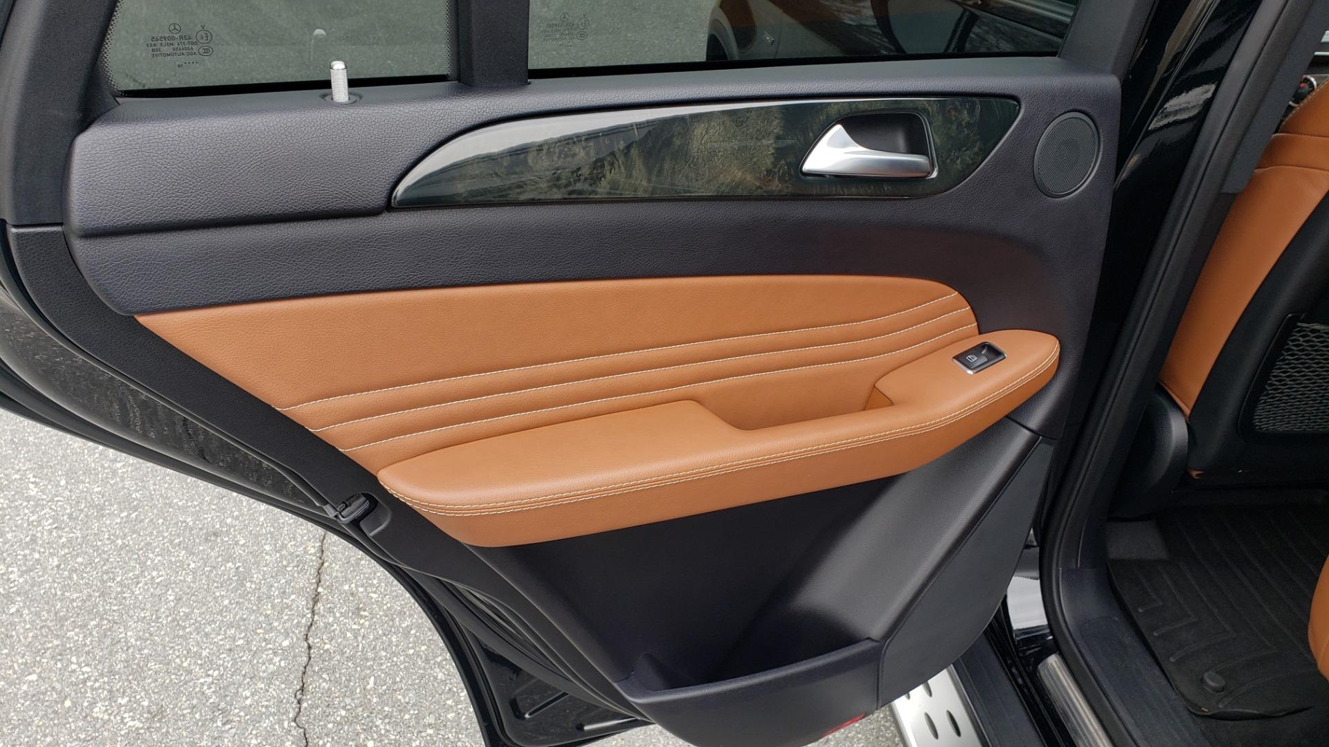Used 2016 Mercedes-Benz GLE 450 AMG / AWD / PREM PKG / PARK ASST / DRVR ASST / SUNROOF for sale Sold at Formula Imports in Charlotte NC 28227 63