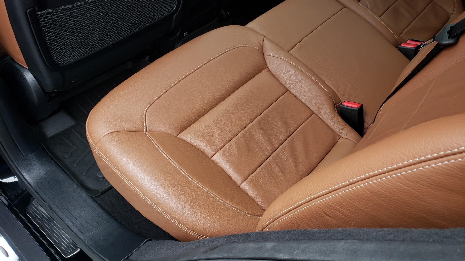 Used 2016 Mercedes-Benz GLE 450 AMG / AWD / PREM PKG / PARK ASST / DRVR ASST / SUNROOF for sale Sold at Formula Imports in Charlotte NC 28227 66