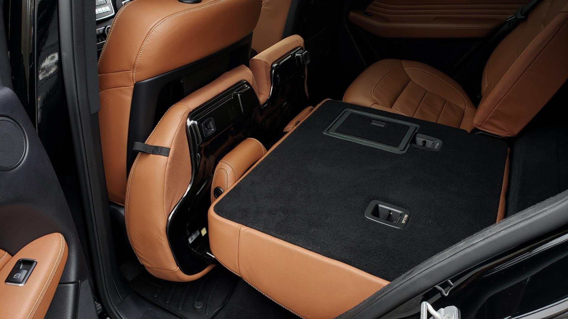 Used 2016 Mercedes-Benz GLE 450 AMG / AWD / PREM PKG / PARK ASST / DRVR ASST / SUNROOF for sale Sold at Formula Imports in Charlotte NC 28227 69