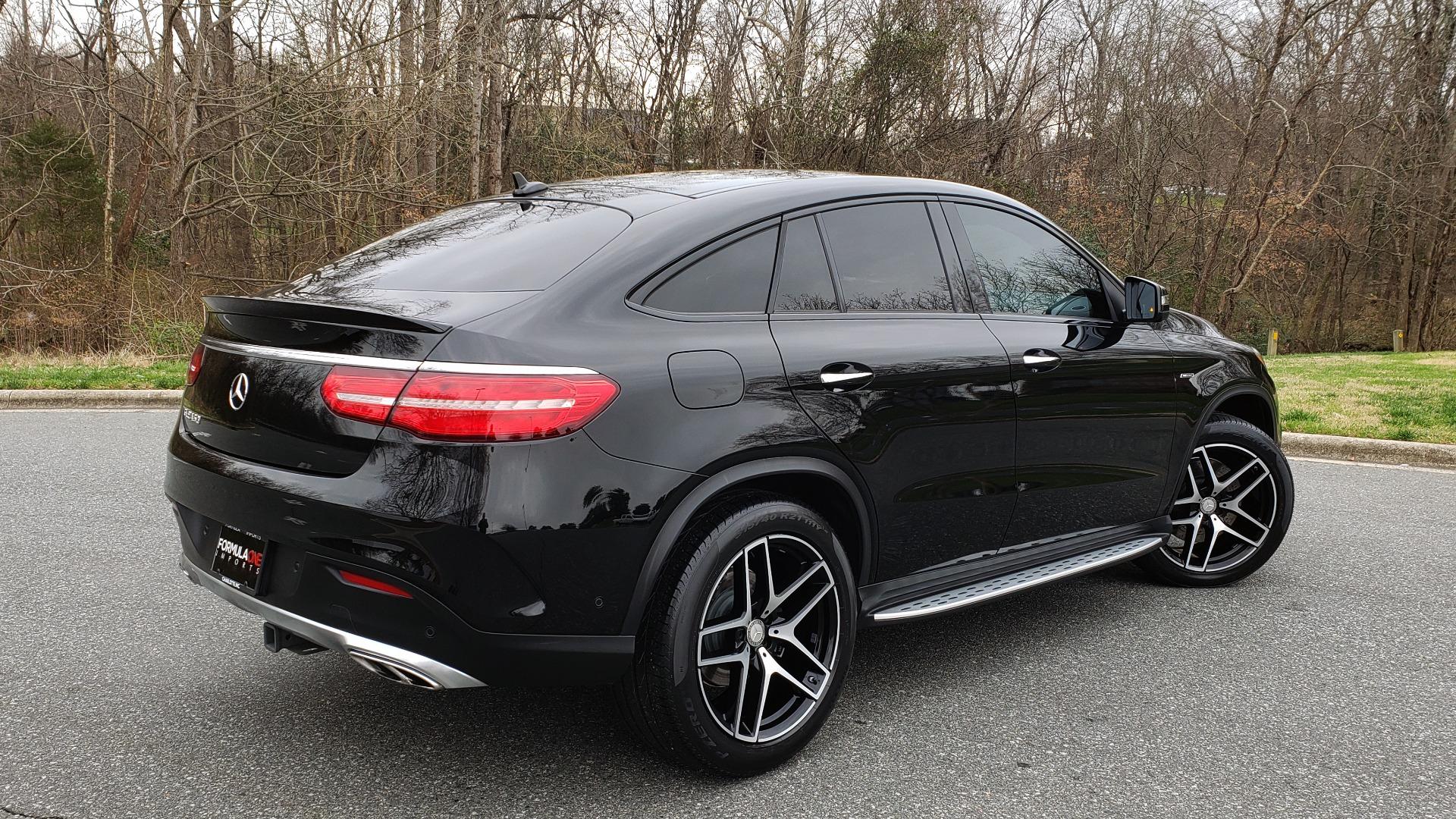 Used 2016 Mercedes-Benz GLE 450 AMG / AWD / PREM PKG / PARK ASST / DRVR ASST / SUNROOF for sale Sold at Formula Imports in Charlotte NC 28227 7