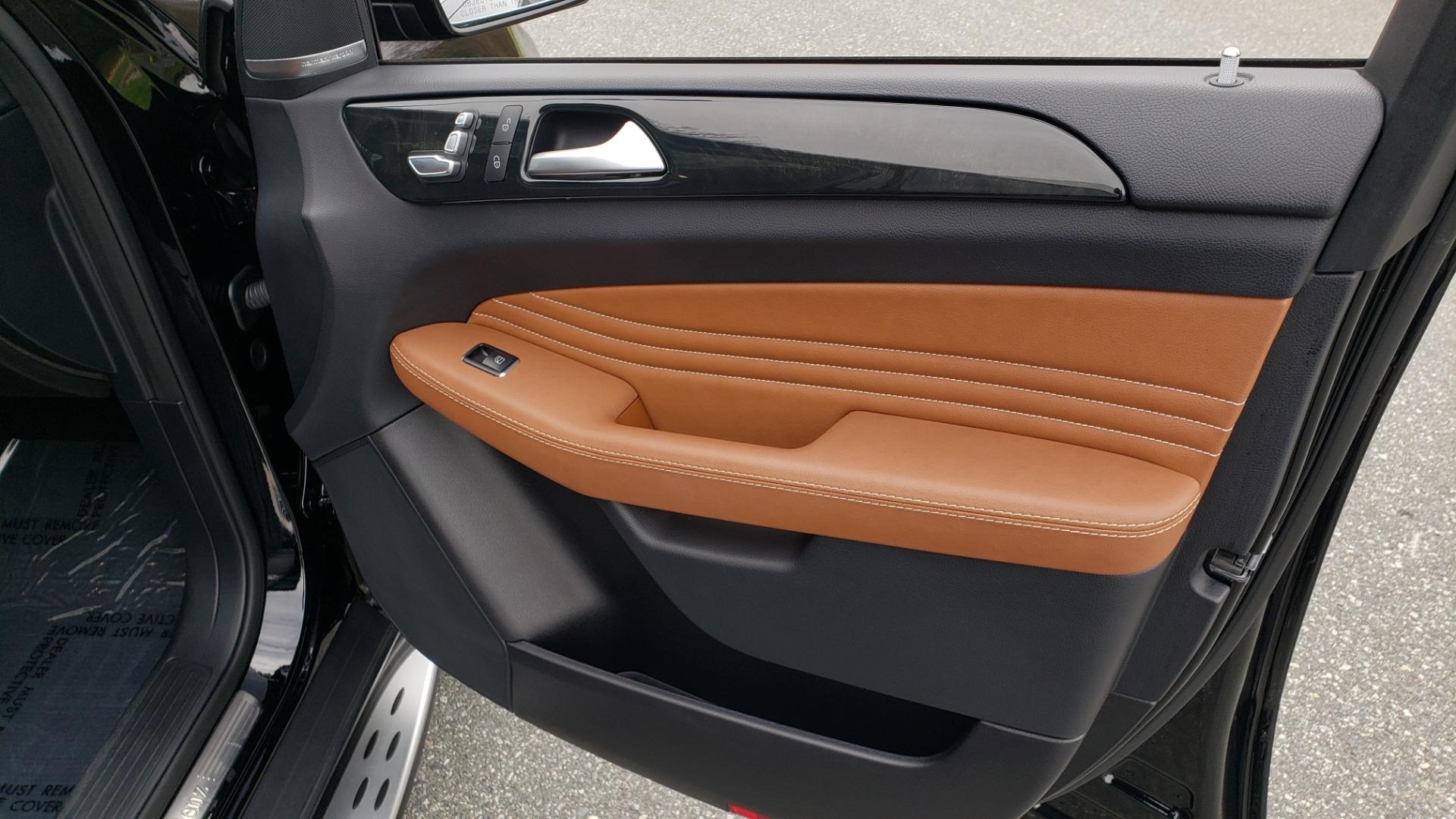 Used 2016 Mercedes-Benz GLE 450 AMG / AWD / PREM PKG / PARK ASST / DRVR ASST / SUNROOF for sale Sold at Formula Imports in Charlotte NC 28227 70