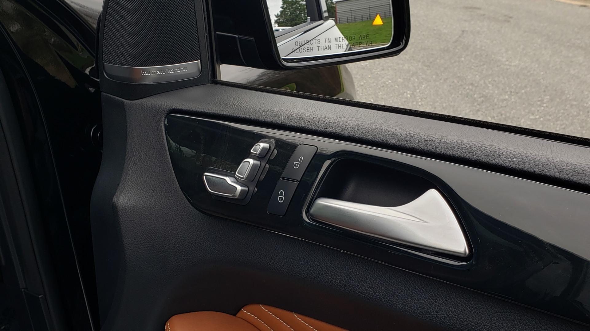 Used 2016 Mercedes-Benz GLE 450 AMG / AWD / PREM PKG / PARK ASST / DRVR ASST / SUNROOF for sale Sold at Formula Imports in Charlotte NC 28227 71