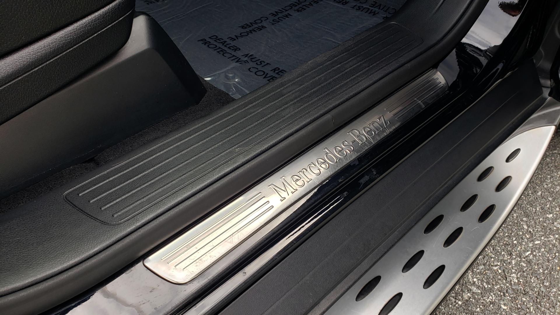 Used 2016 Mercedes-Benz GLE 450 AMG / AWD / PREM PKG / PARK ASST / DRVR ASST / SUNROOF for sale Sold at Formula Imports in Charlotte NC 28227 74