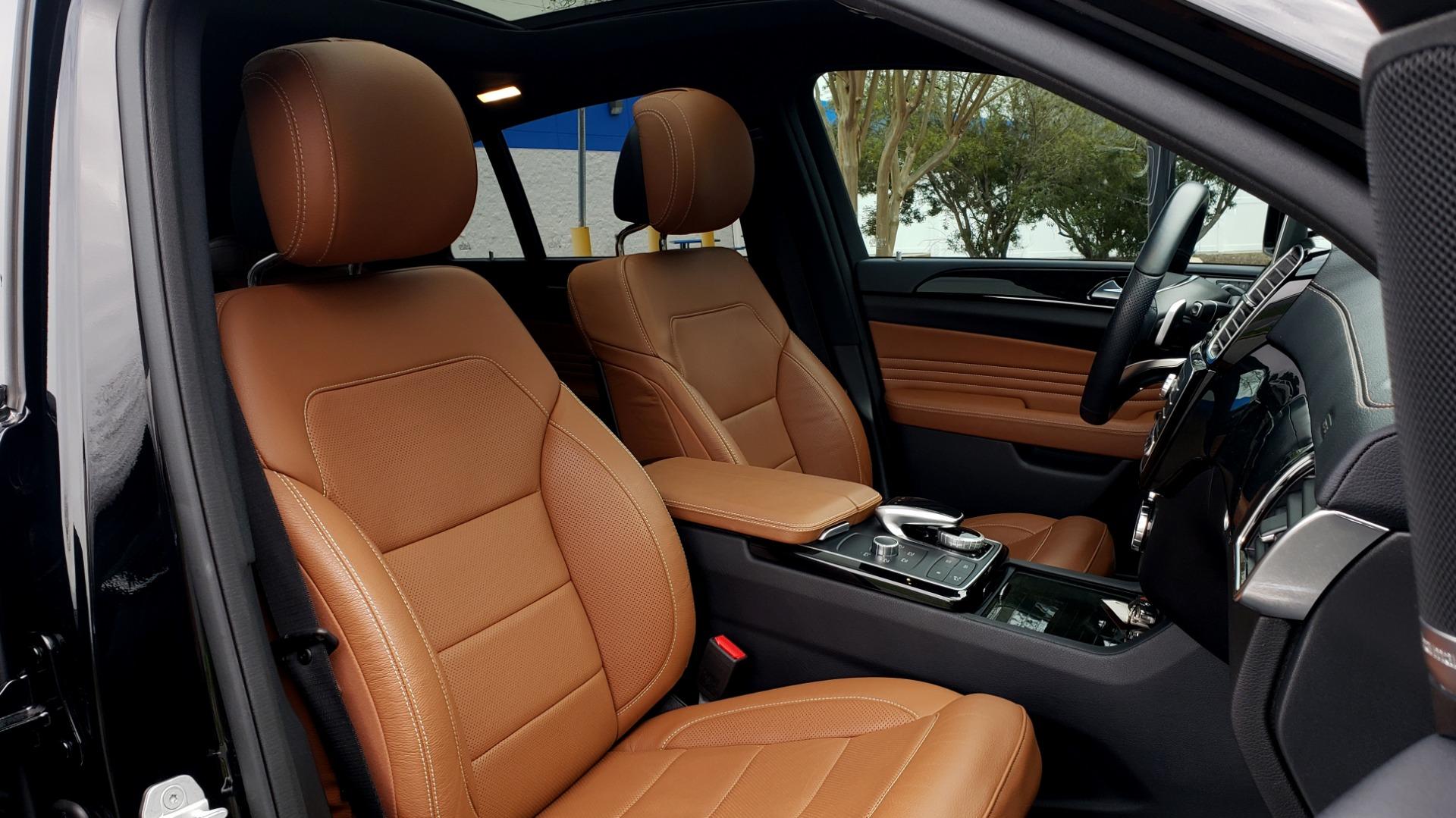 Used 2016 Mercedes-Benz GLE 450 AMG / AWD / PREM PKG / PARK ASST / DRVR ASST / SUNROOF for sale Sold at Formula Imports in Charlotte NC 28227 75