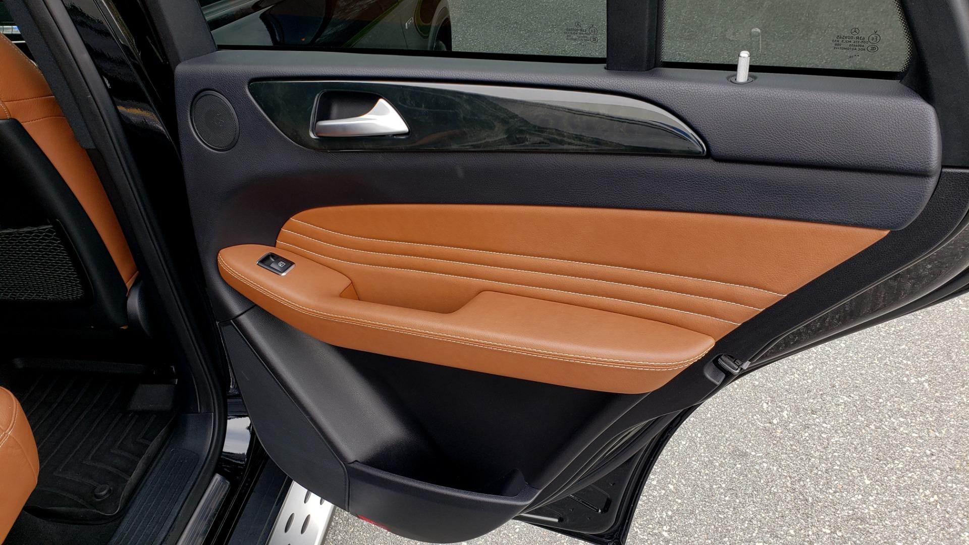 Used 2016 Mercedes-Benz GLE 450 AMG / AWD / PREM PKG / PARK ASST / DRVR ASST / SUNROOF for sale Sold at Formula Imports in Charlotte NC 28227 78