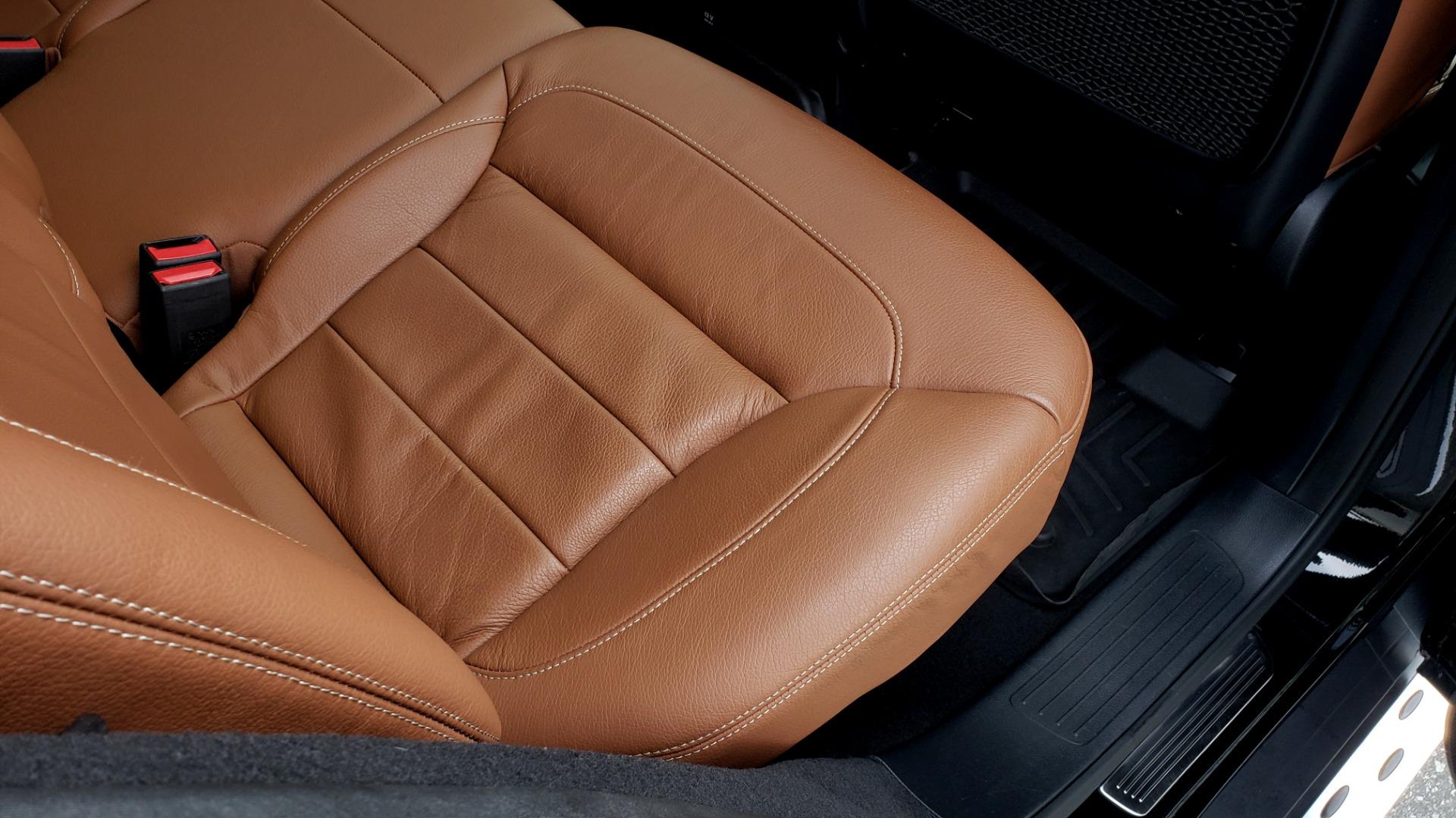 Used 2016 Mercedes-Benz GLE 450 AMG / AWD / PREM PKG / PARK ASST / DRVR ASST / SUNROOF for sale Sold at Formula Imports in Charlotte NC 28227 80