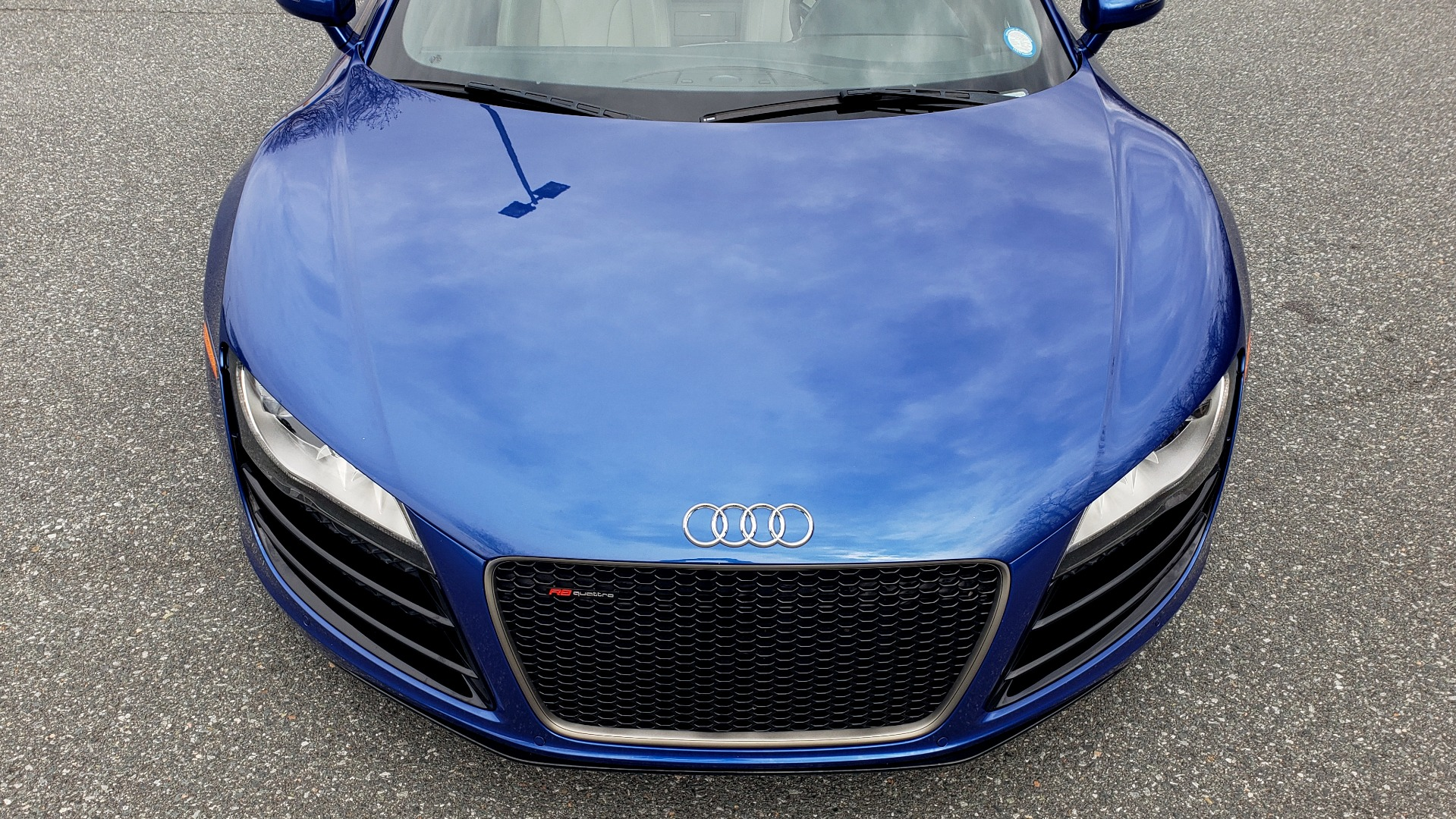 Used 2010 Audi R8 5.2L V10 / AWD / COUPE / NAV / 6-SPD AUTO / CUSTOM WHEELS for sale Sold at Formula Imports in Charlotte NC 28227 18