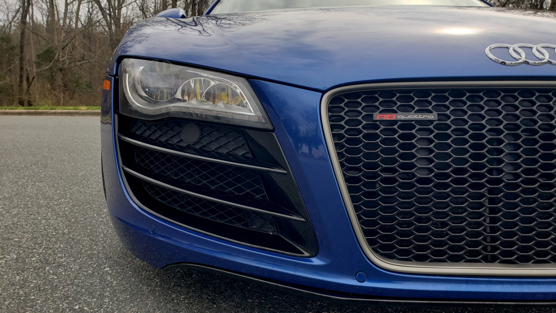 Used 2010 Audi R8 5.2L V10 / AWD / NAV / B&O SND / HTD STS / CUSTOM EXH & WHEELS for sale $78,000 at Formula Imports in Charlotte NC 28227 25