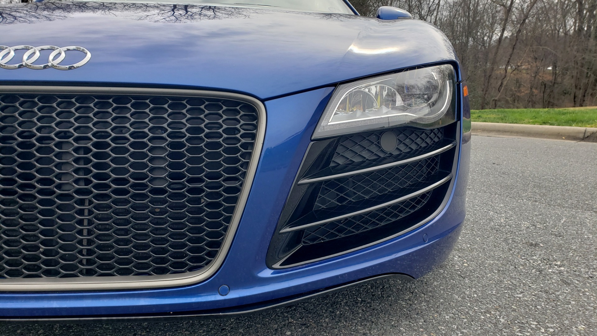 Used 2010 Audi R8 5.2L V10 / AWD / NAV / B&O SND / HTD STS / CUSTOM EXH & WHEELS for sale $78,000 at Formula Imports in Charlotte NC 28227 26