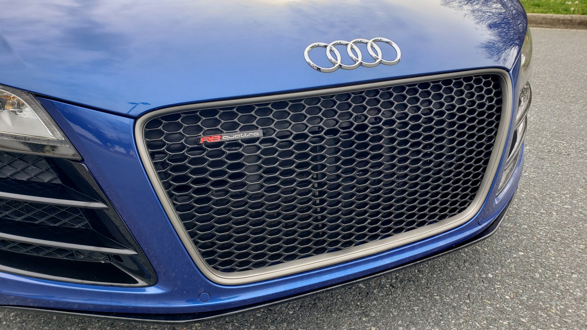 Used 2010 Audi R8 5.2L V10 / AWD / NAV / B&O SND / HTD STS / CUSTOM EXH & WHEELS for sale $78,000 at Formula Imports in Charlotte NC 28227 27