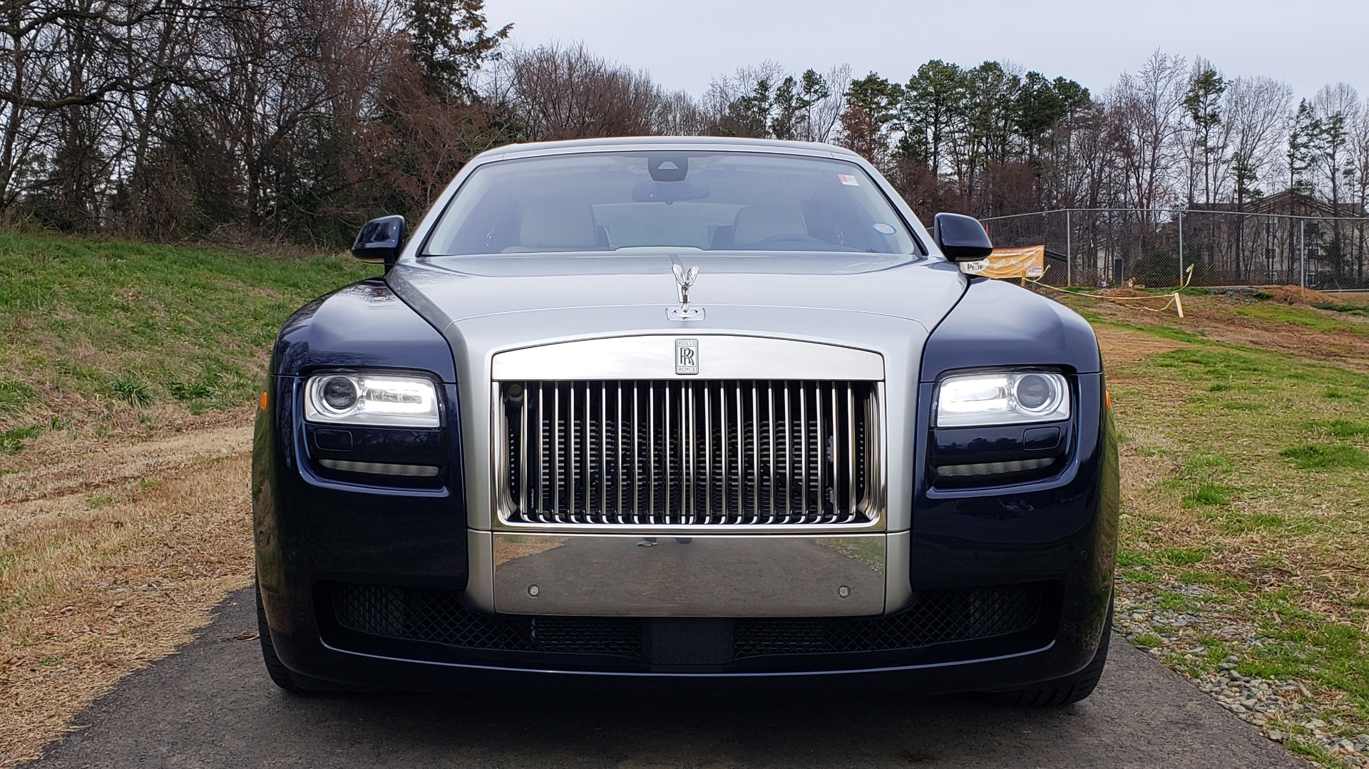 Used 2013 Rolls-Royce GHOST FTR SLCT 2/ NAV/ PANO-ROOF/ LN DEPART/ NIGHT VSN/ REARVIEW for sale Sold at Formula Imports in Charlotte NC 28227 9