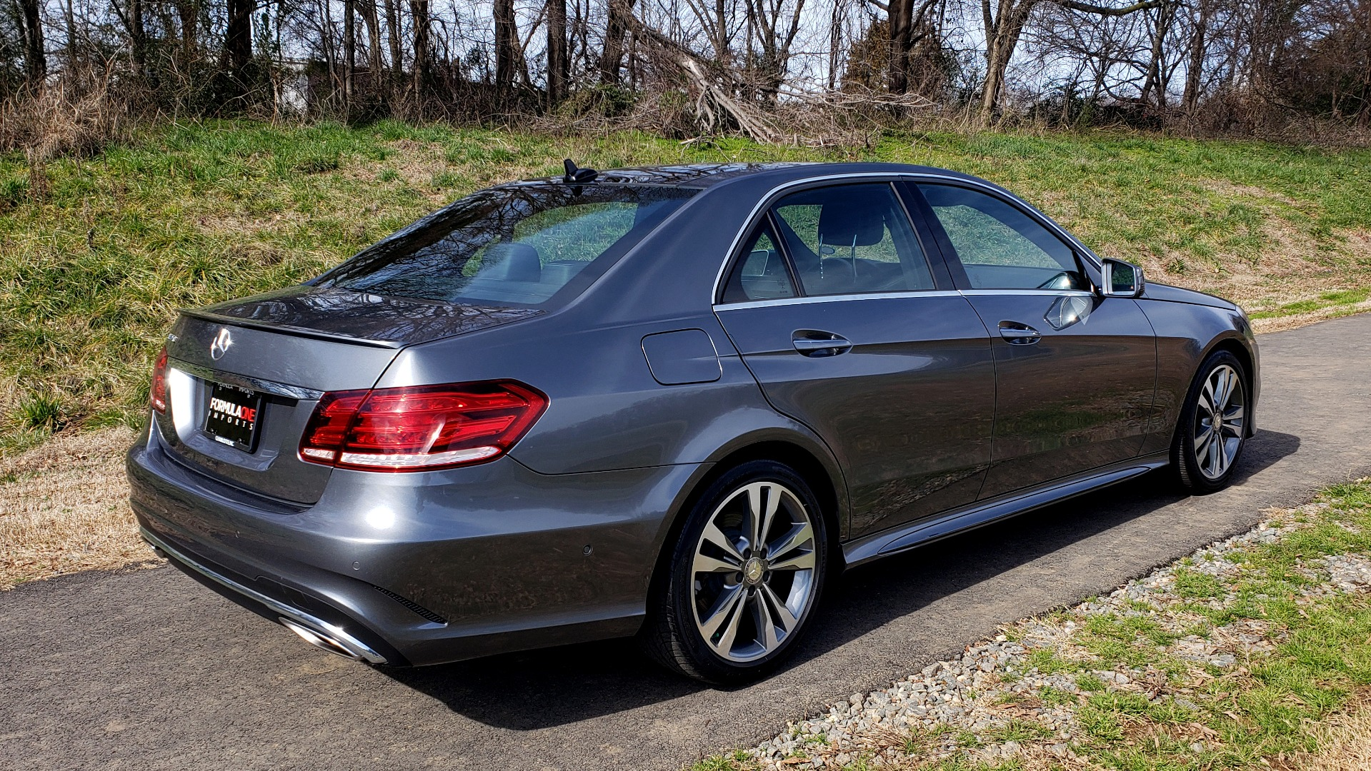 Used 2016 Mercedes-Benz E-CLASS E 350 PREM / KEYLESS-GO / NAV / SUNROOF / REARVIEW for sale Sold at Formula Imports in Charlotte NC 28227 6
