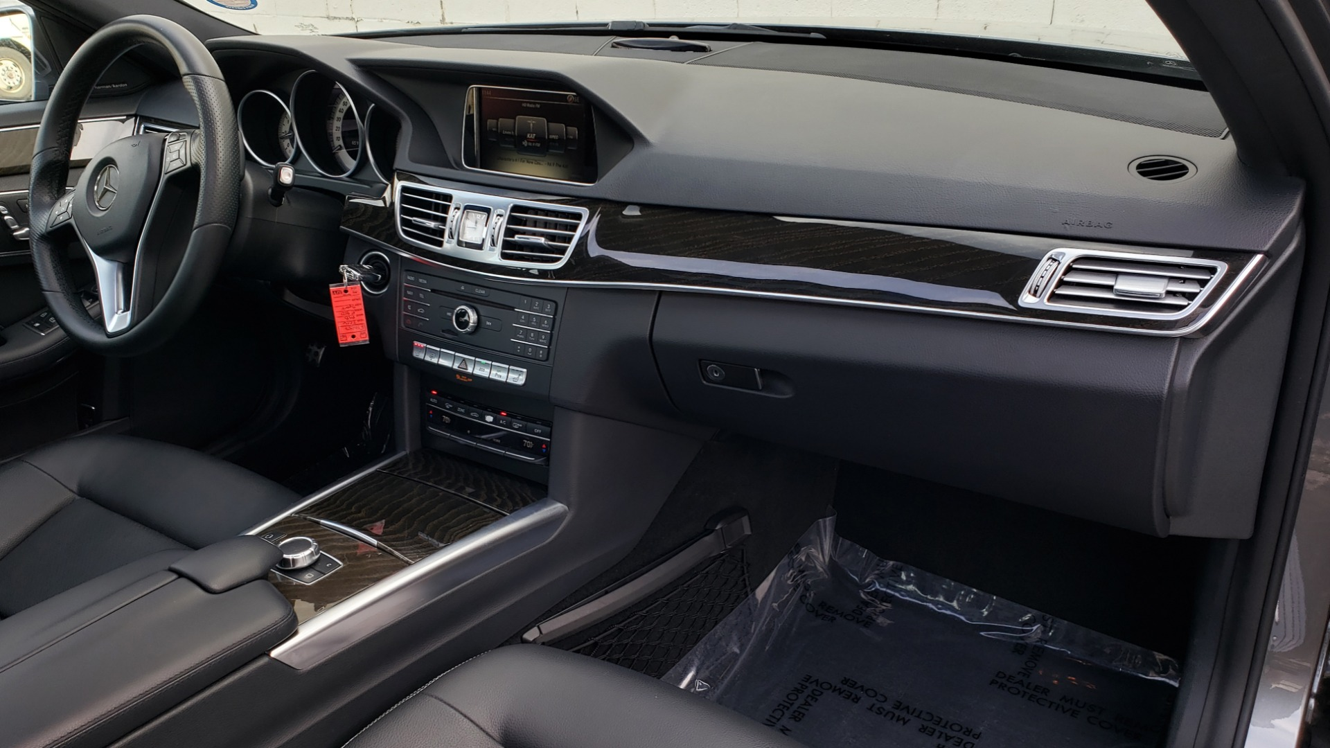 Used 2016 Mercedes-Benz E-CLASS E 350 PREM / KEYLESS-GO / NAV / SUNROOF / REARVIEW for sale Sold at Formula Imports in Charlotte NC 28227 66