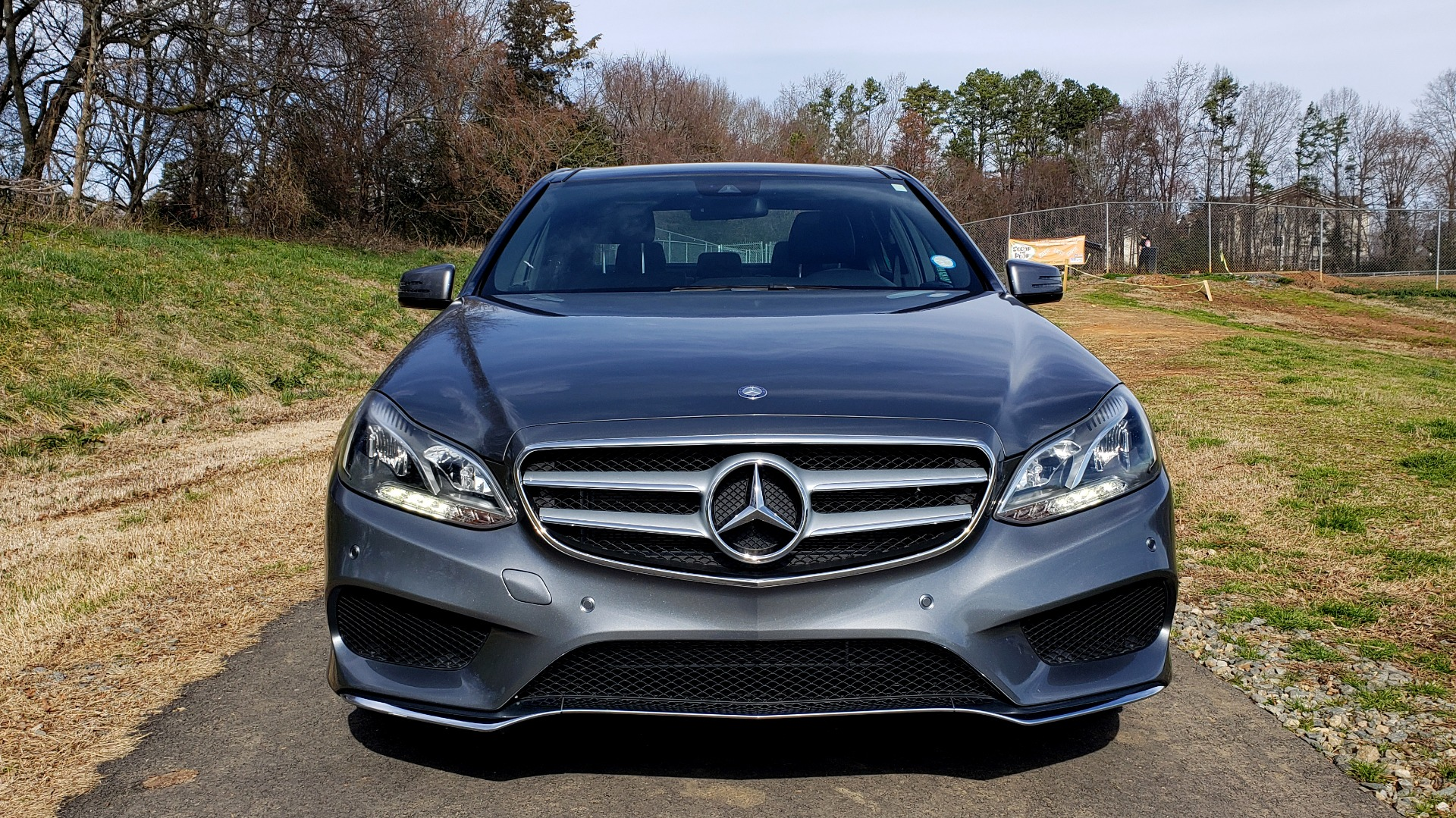 Used 2016 Mercedes-Benz E-CLASS E 350 PREM / KEYLESS-GO / NAV / SUNROOF / REARVIEW for sale Sold at Formula Imports in Charlotte NC 28227 9