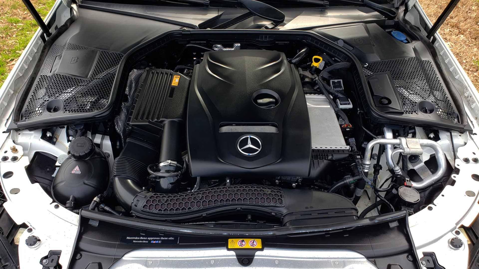 Used 2017 Mercedes-Benz C-CLASS C 300 / PREM PKG / PANO-ROOF / REARVIEW / HTD STS for sale Sold at Formula Imports in Charlotte NC 28227 17