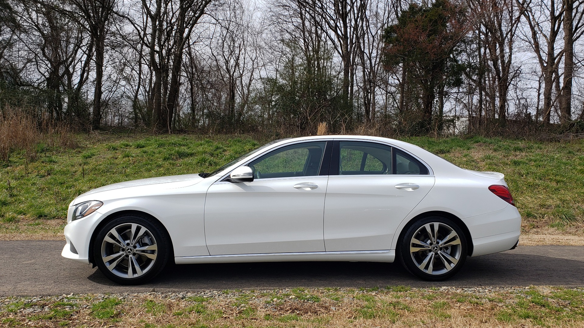 Used 2017 Mercedes-Benz C-CLASS C 300 / PREM PKG / PANO-ROOF / REARVIEW / HTD STS for sale Sold at Formula Imports in Charlotte NC 28227 2