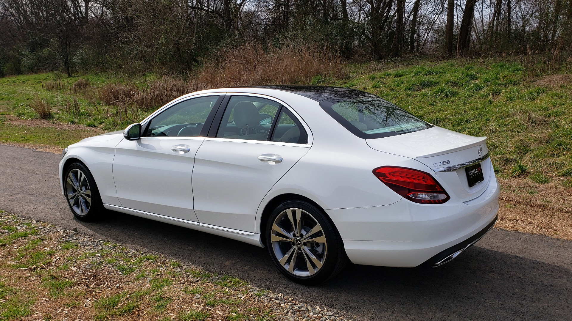Used 2017 Mercedes-Benz C-CLASS C 300 / PREM PKG / PANO-ROOF / REARVIEW / HTD STS for sale Sold at Formula Imports in Charlotte NC 28227 3