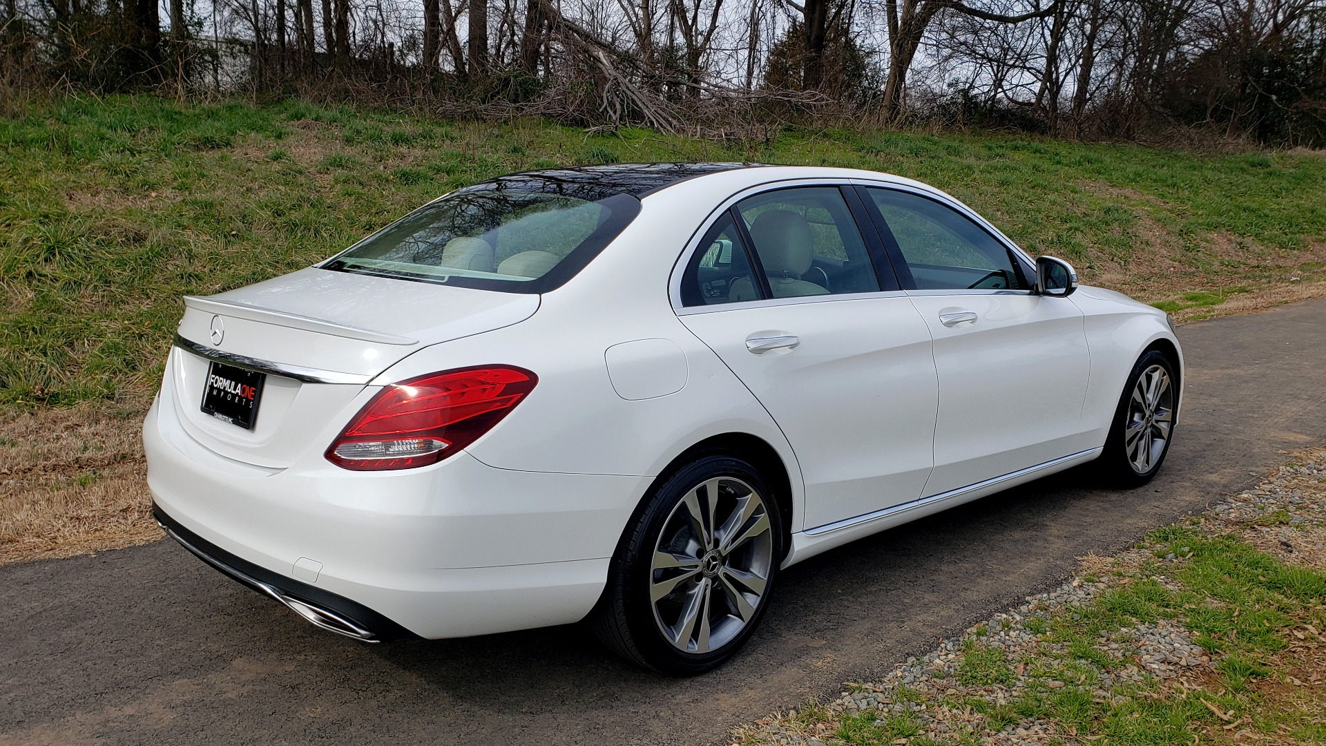 Used 2017 Mercedes-Benz C-CLASS C 300 / PREM PKG / PANO-ROOF / REARVIEW / HTD STS for sale Sold at Formula Imports in Charlotte NC 28227 6