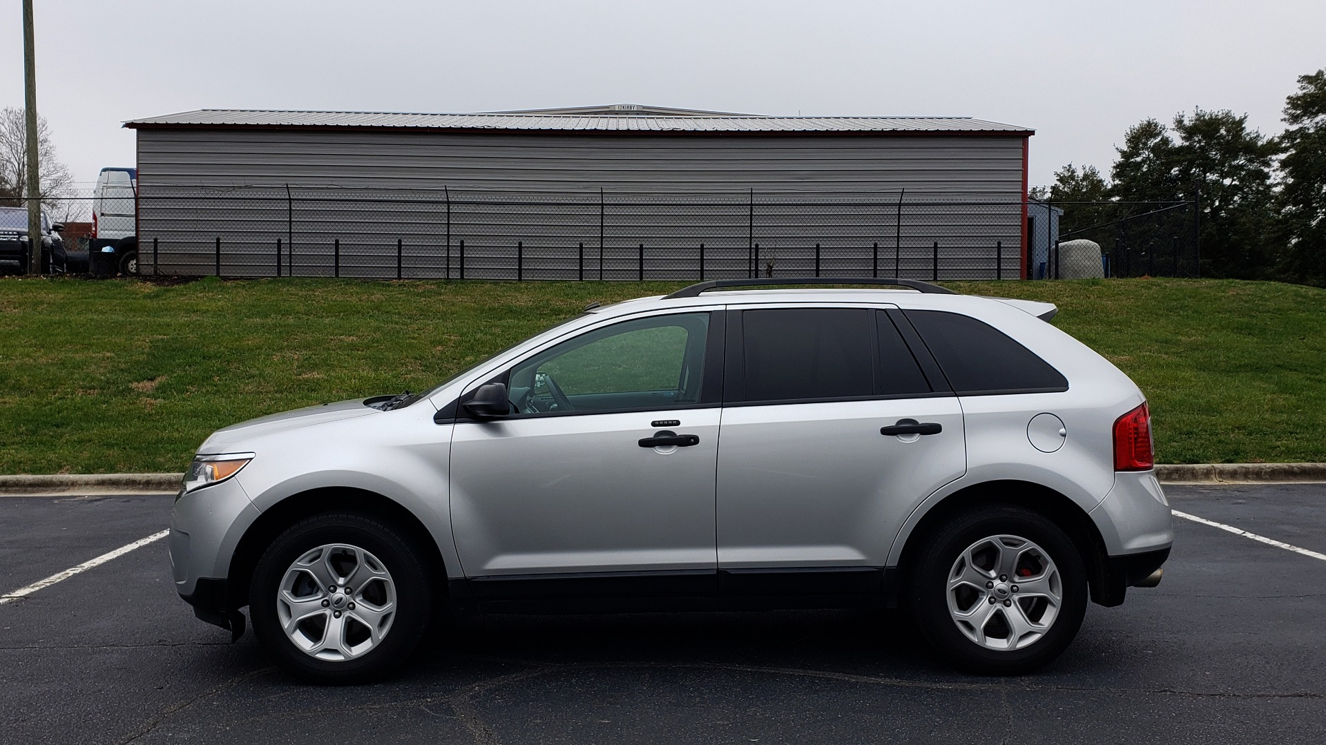 Used 2013 Ford EDGE SE / AWD / 18 IN WHEELS / SYNC / 3.5L V6 / AUTO for sale Sold at Formula Imports in Charlotte NC 28227 2