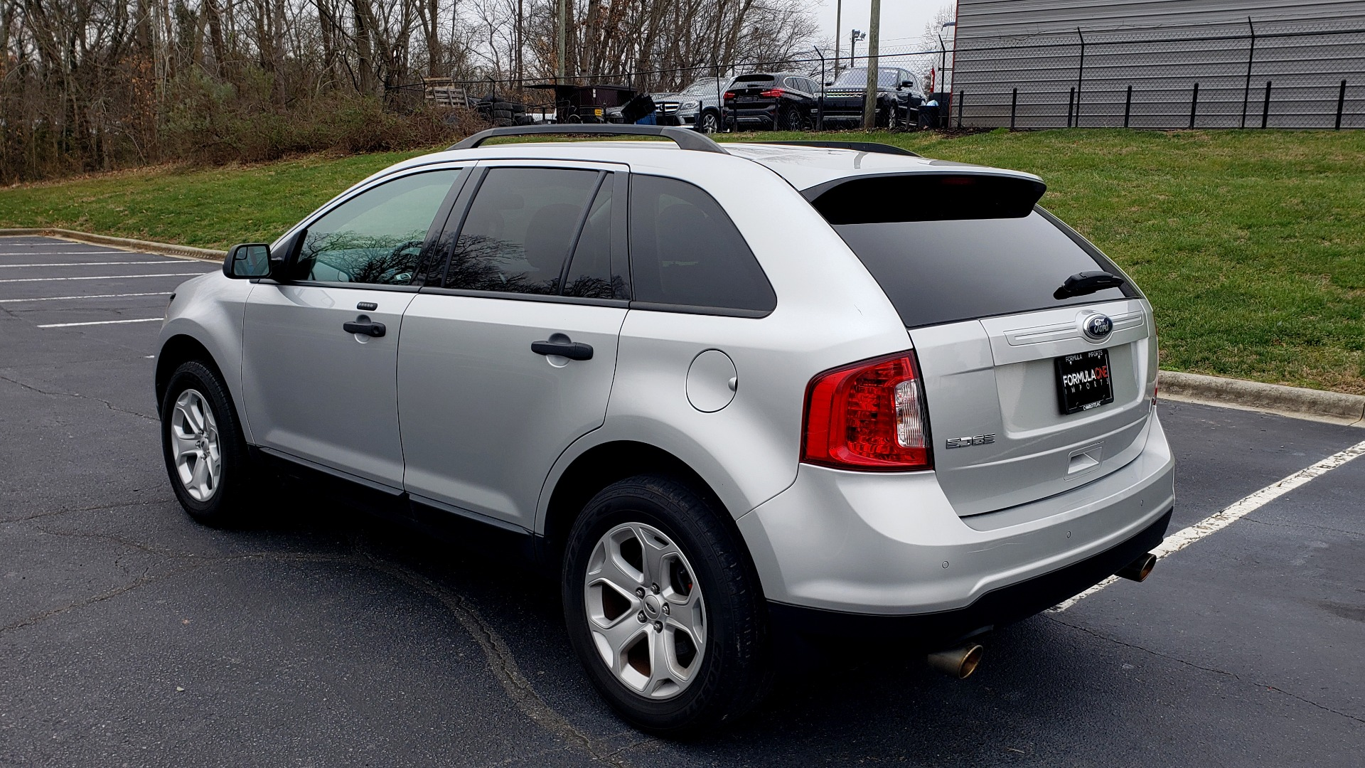 Used 2013 Ford EDGE SE / AWD / 18 IN WHEELS / SYNC / 3.5L V6 / AUTO for sale Sold at Formula Imports in Charlotte NC 28227 3