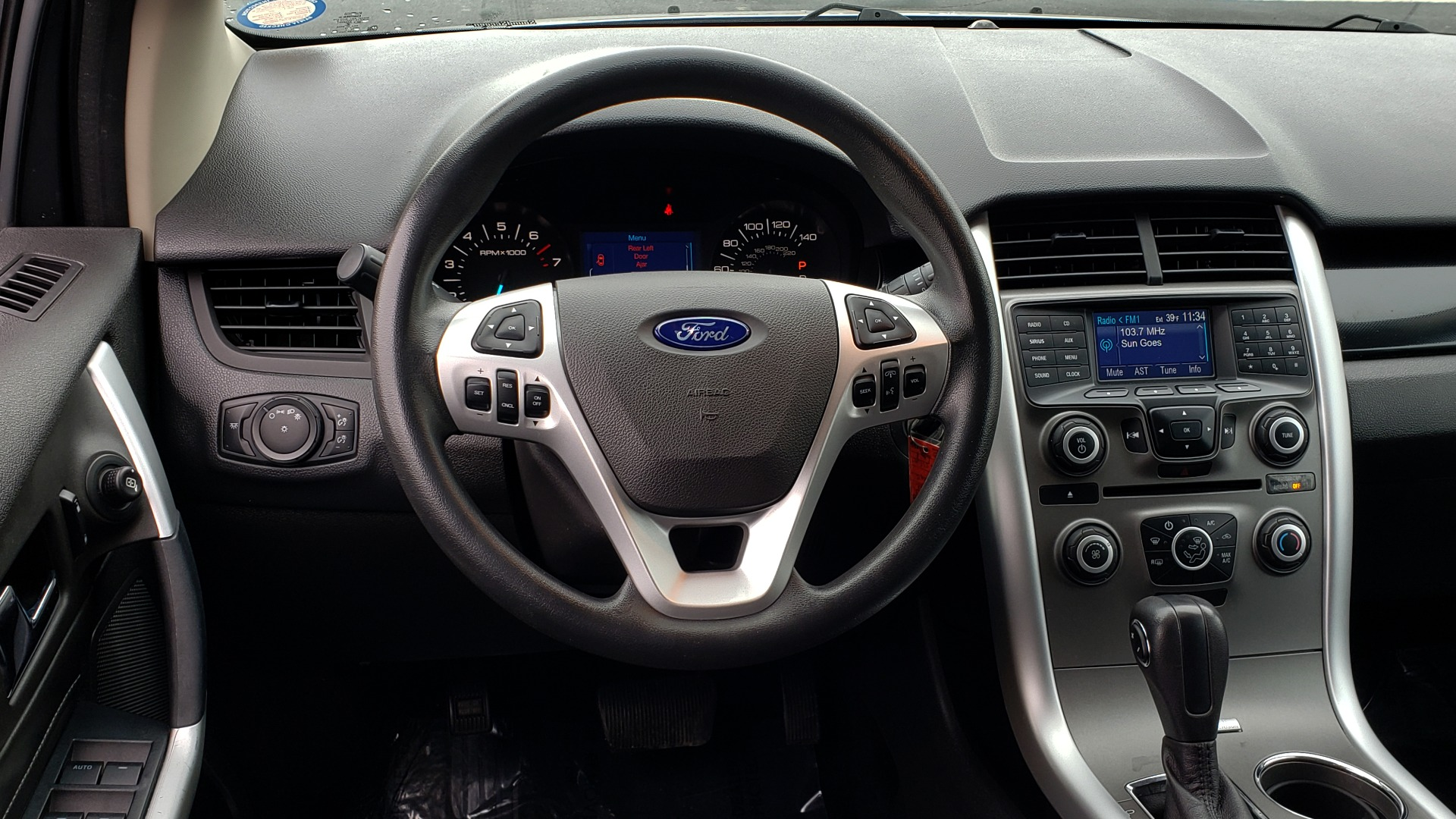 Used 2013 Ford EDGE SE / AWD / 18 IN WHEELS / SYNC / 3.5L V6 / AUTO for sale Sold at Formula Imports in Charlotte NC 28227 31