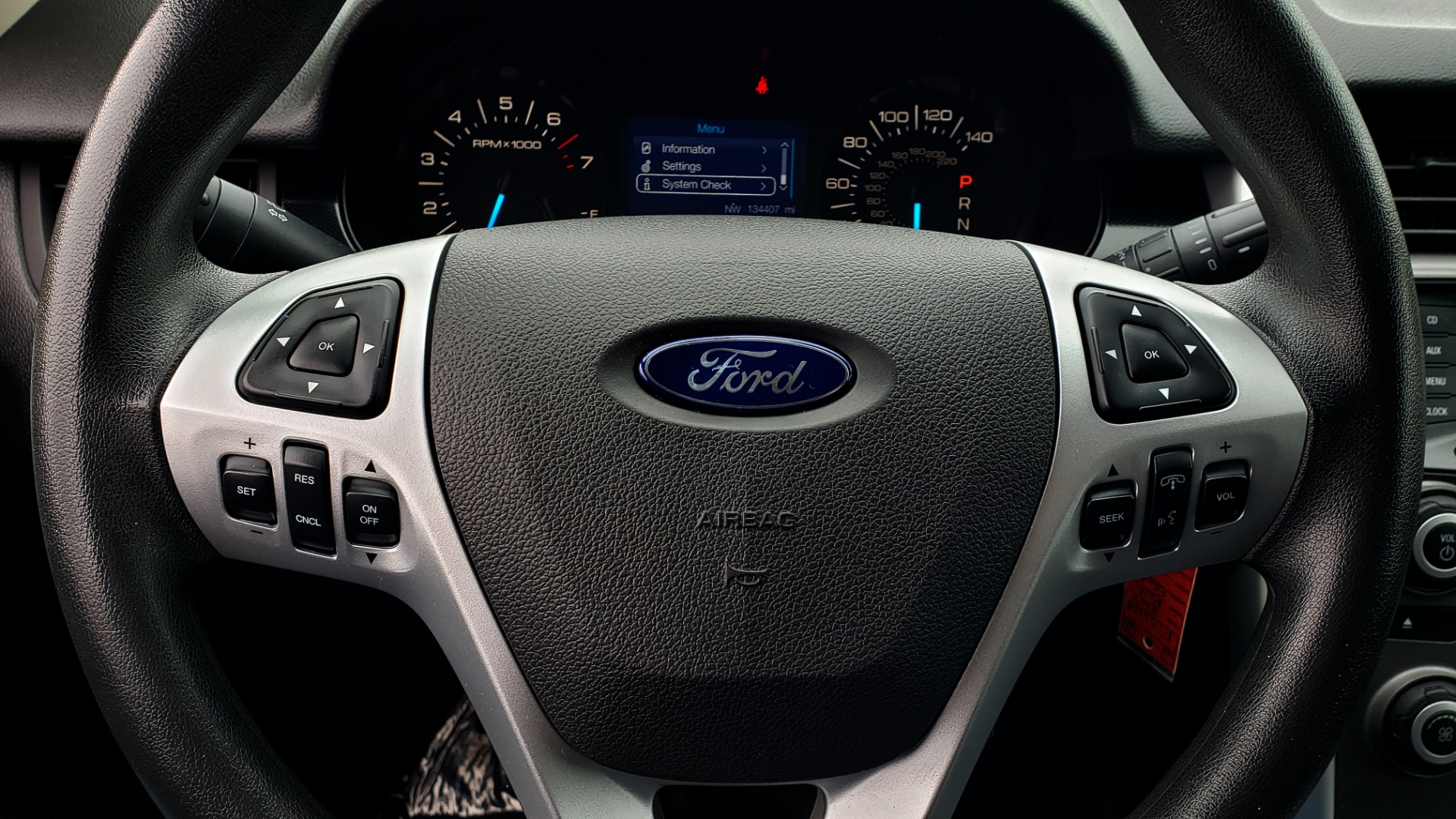Used 2013 Ford EDGE SE / AWD / 18 IN WHEELS / SYNC / 3.5L V6 / AUTO for sale Sold at Formula Imports in Charlotte NC 28227 33
