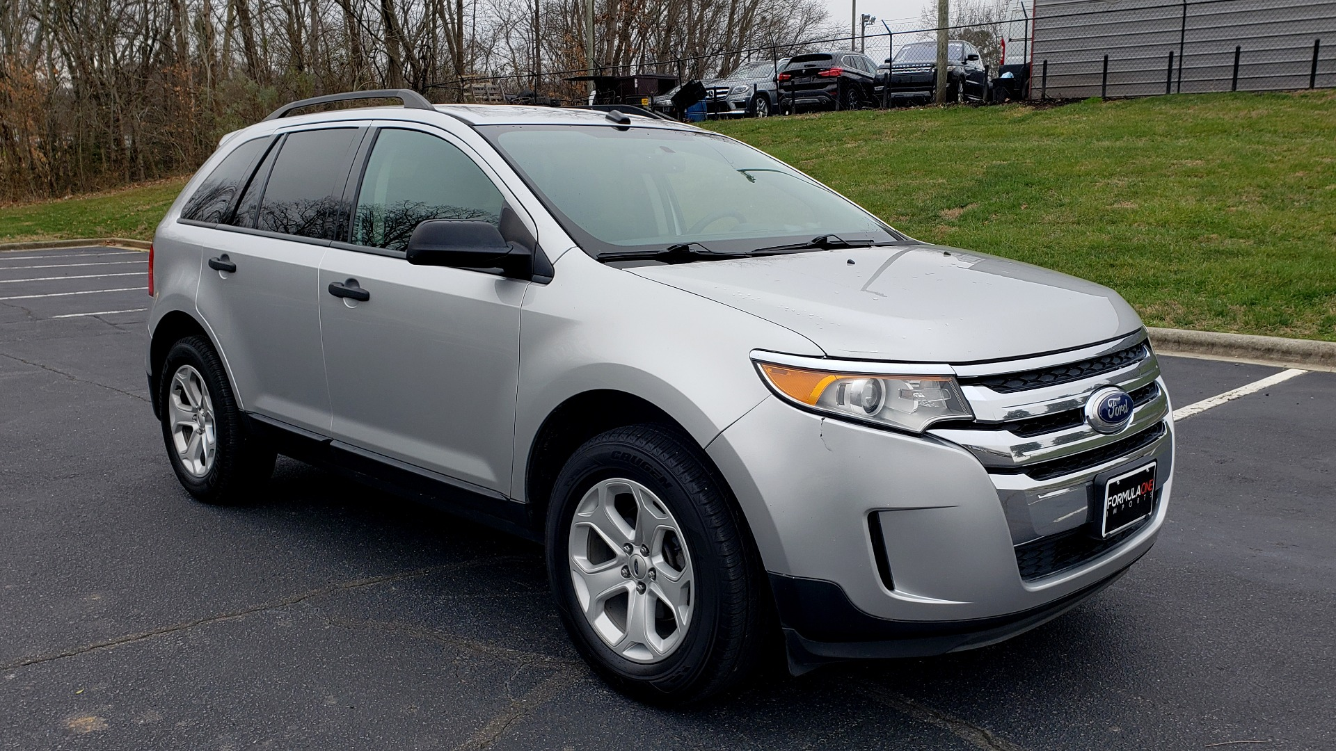 Used 2013 Ford EDGE SE / AWD / 18 IN WHEELS / SYNC / 3.5L V6 / AUTO for sale Sold at Formula Imports in Charlotte NC 28227 4
