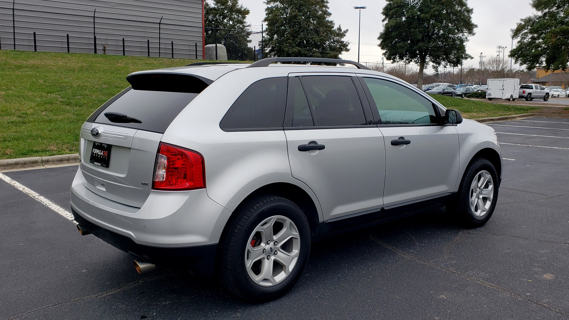 Used 2013 Ford EDGE SE / AWD / 18 IN WHEELS / SYNC / 3.5L V6 / AUTO for sale Sold at Formula Imports in Charlotte NC 28227 6