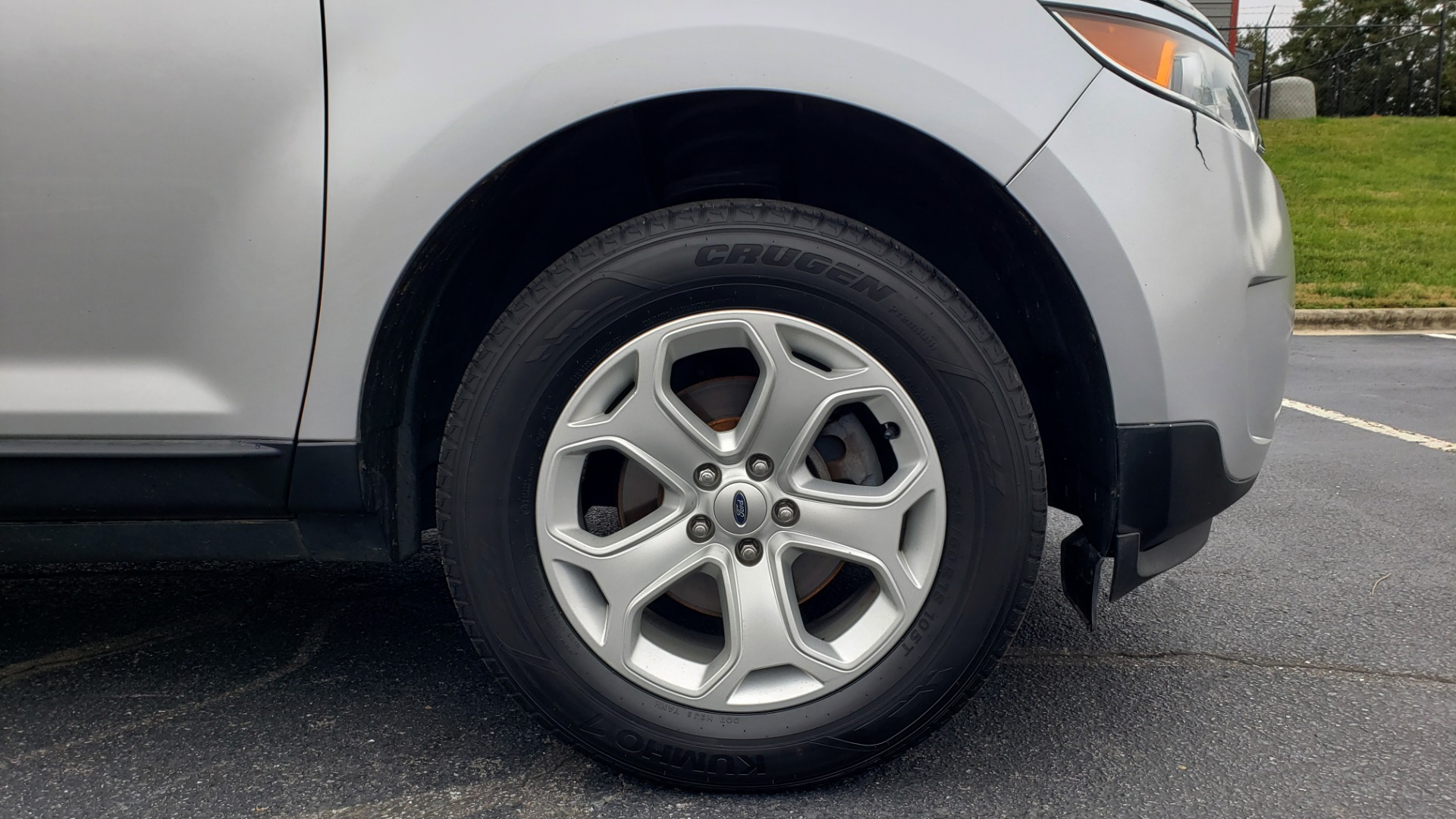 Used 2013 Ford EDGE SE / AWD / 18 IN WHEELS / SYNC / 3.5L V6 / AUTO for sale Sold at Formula Imports in Charlotte NC 28227 69