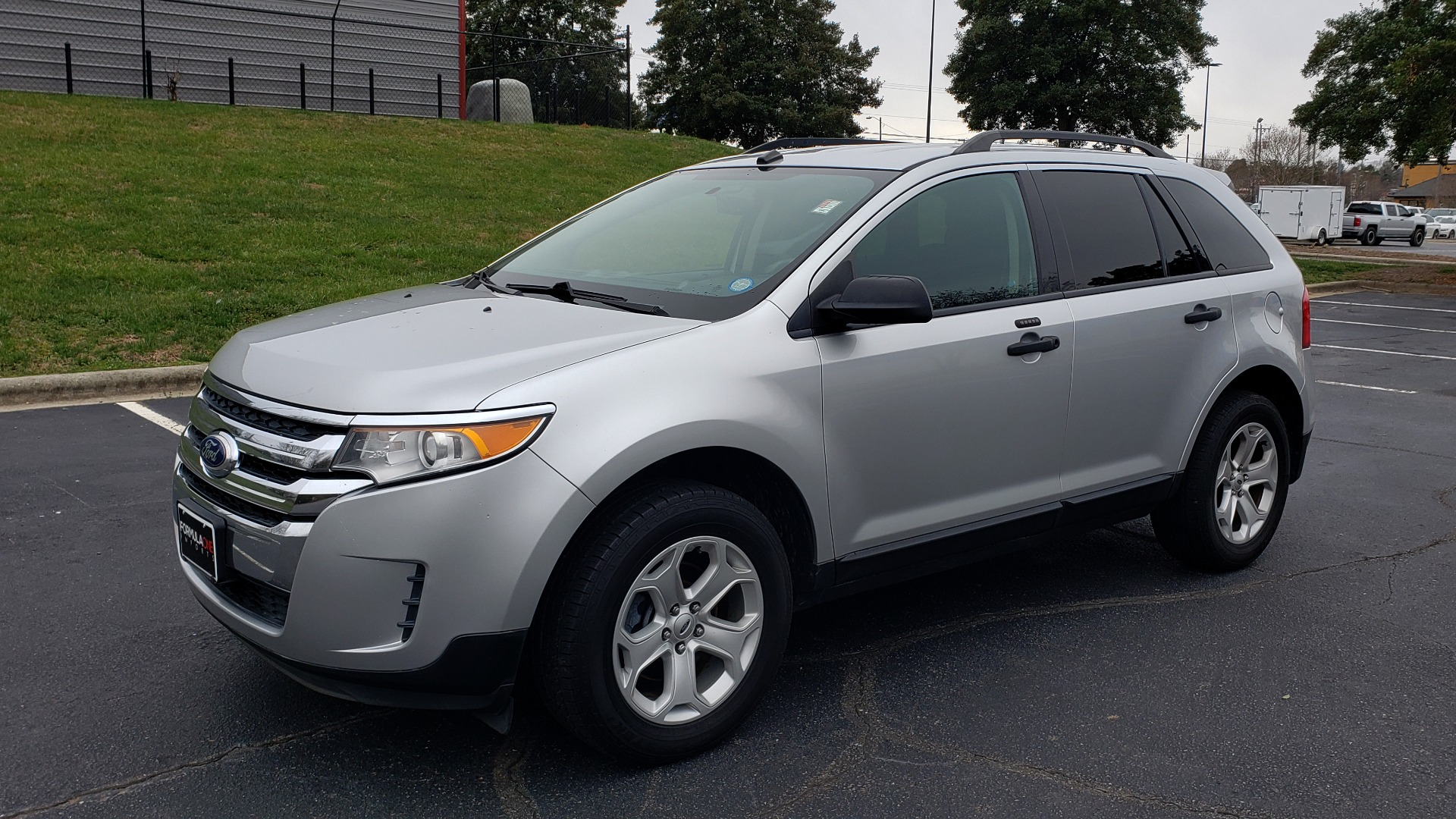 Used 2013 Ford EDGE SE / AWD / 18 IN WHEELS / SYNC / 3.5L V6 / AUTO for sale Sold at Formula Imports in Charlotte NC 28227 1
