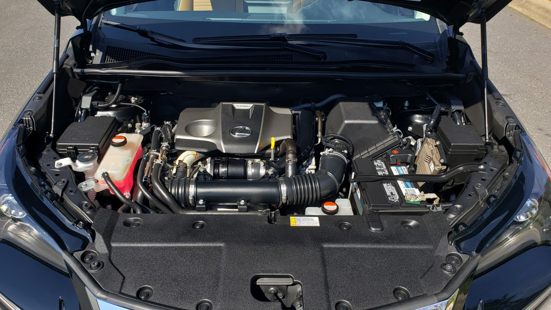 Used 2016 Lexus NX 200T PREM PKG / NAV / SUNROOF / PRE-COLLISION / PARK ASST for sale Sold at Formula Imports in Charlotte NC 28227 10
