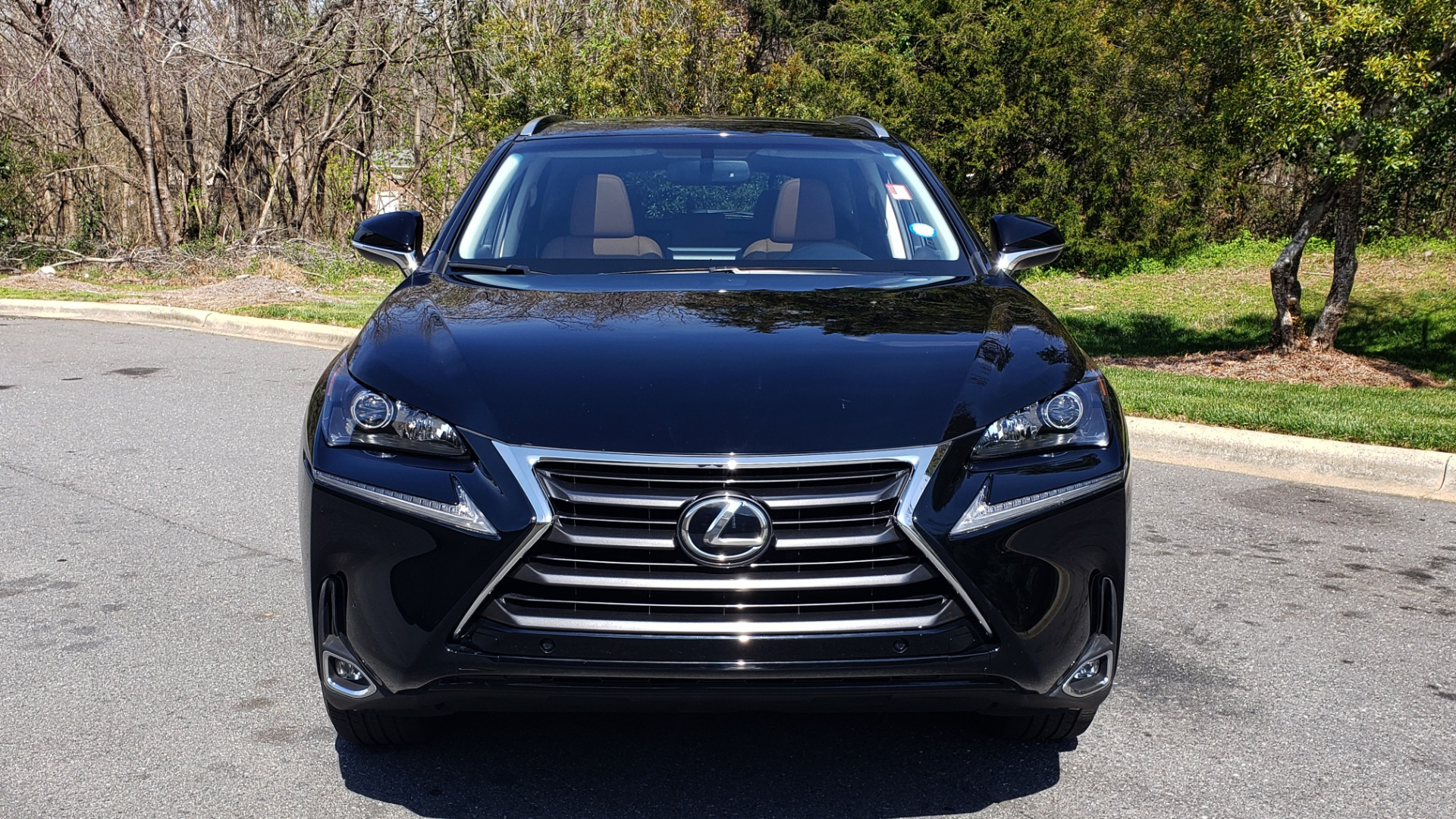 Used 2016 Lexus NX 200T PREM PKG / NAV / SUNROOF / PRE-COLLISION / PARK ASST for sale Sold at Formula Imports in Charlotte NC 28227 20